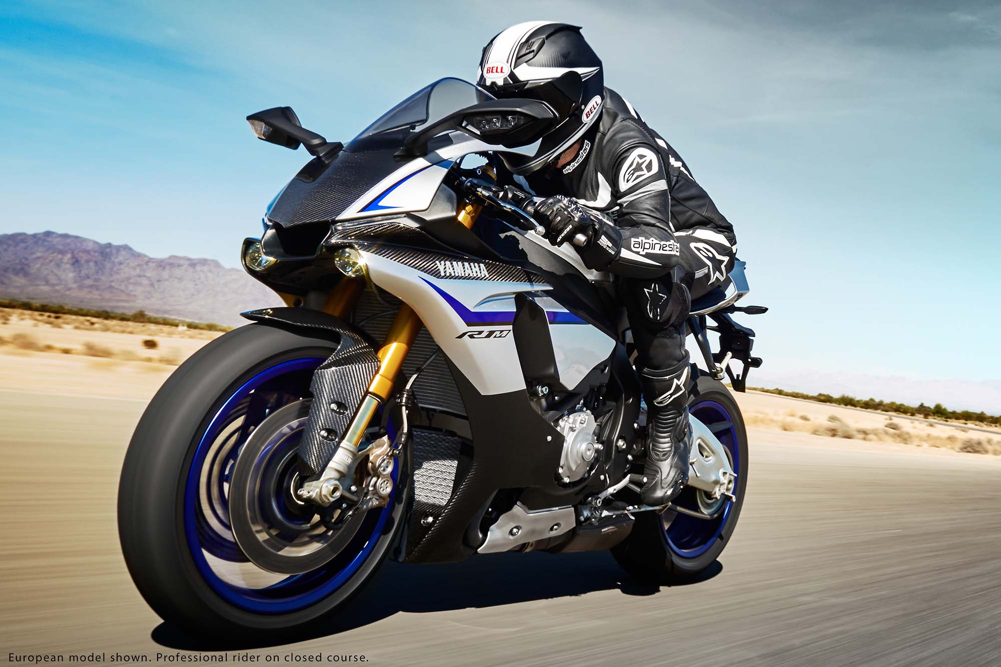Bmw S1000rr For Sale >> 2015 Yamaha YZF-R1M - An Exclusive Track Weapon - Asphalt ...
