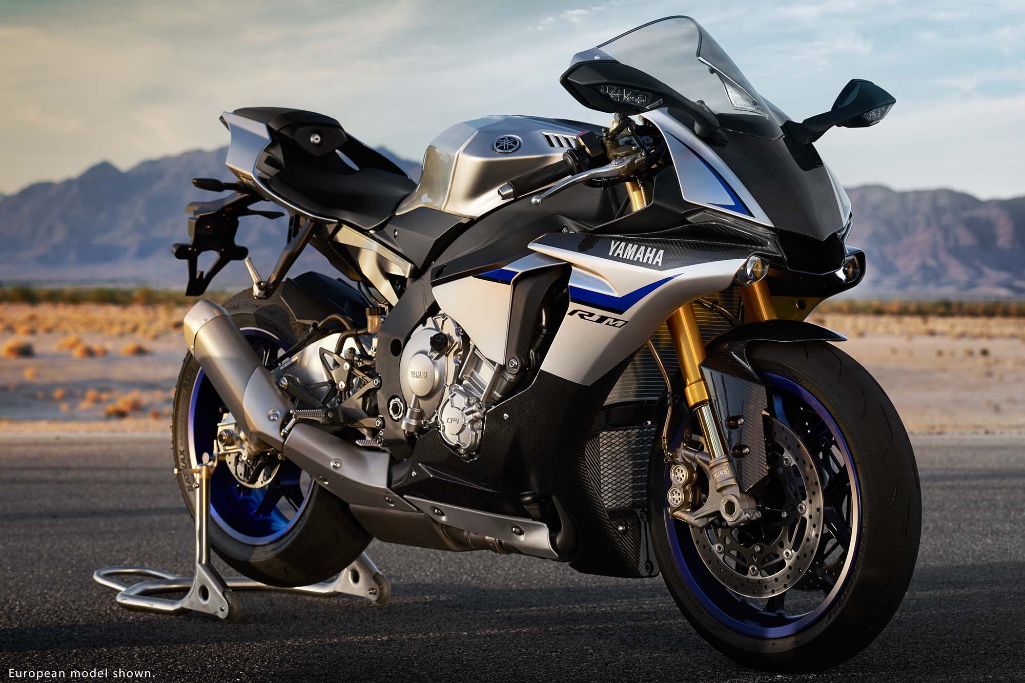 2015 yamaha yzf r1m an exclusive track weapon asphalt