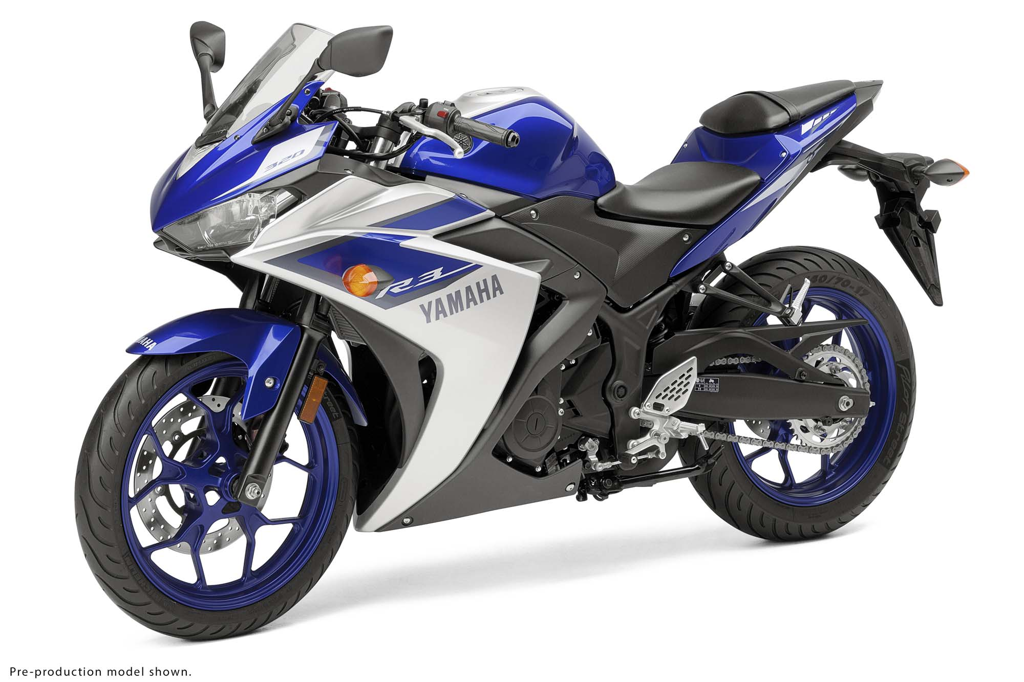 Yamaha Yzf-r3 Revealed - 321cc Twin Coming To The Usa