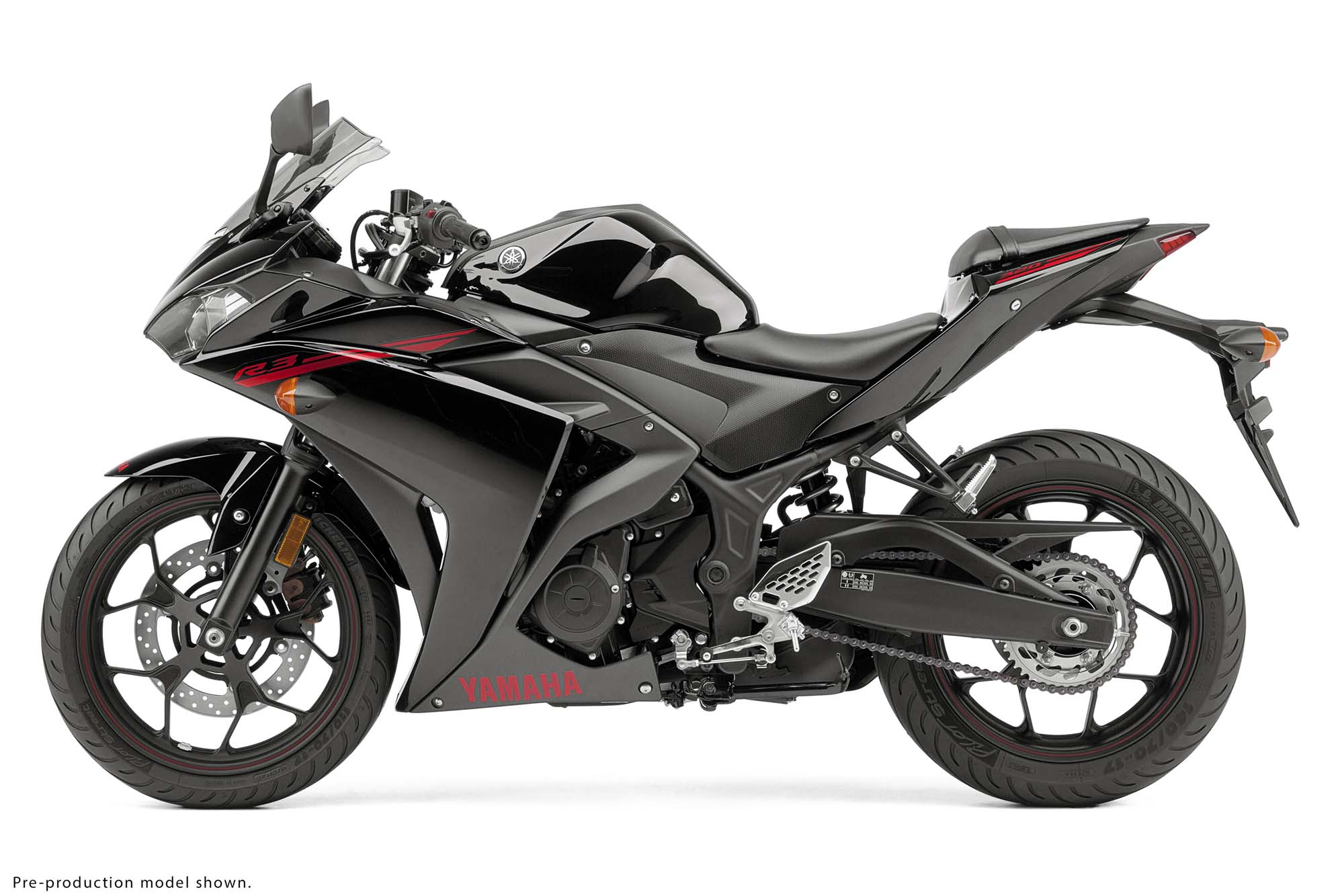 gone riding yamaha yzf r3 asphalt rubber. Black Bedroom Furniture Sets. Home Design Ideas