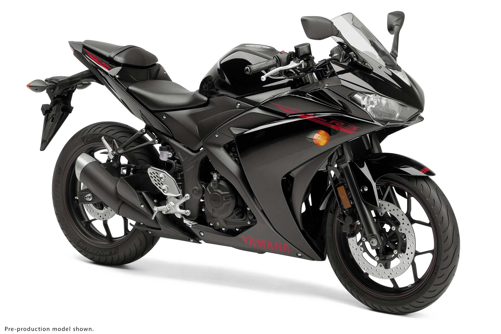 Yamaha YZF-R3 Revealed - 321cc Twin Coming to the USA ...