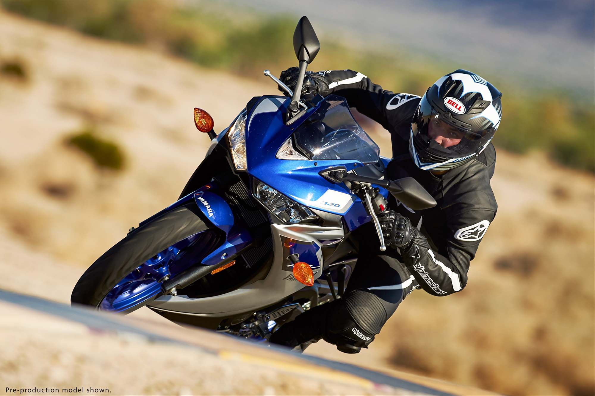 Yamaha YZFR3 Revealed  321cc Twin Coming to the USA  Asphalt  Rubber