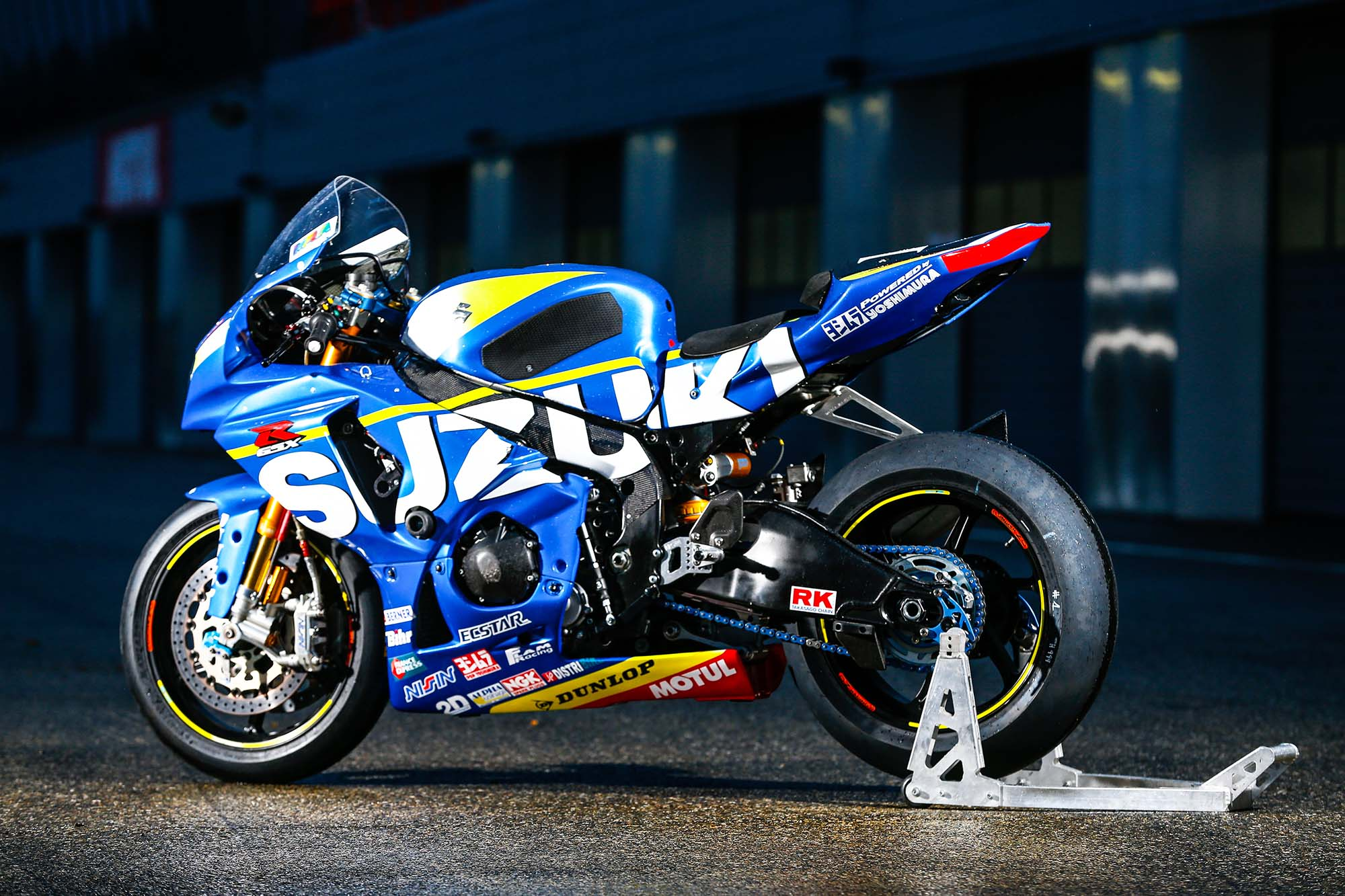 SERT Suzuki GSX-R1000 World Endurance Race Bike Race Bike Photos