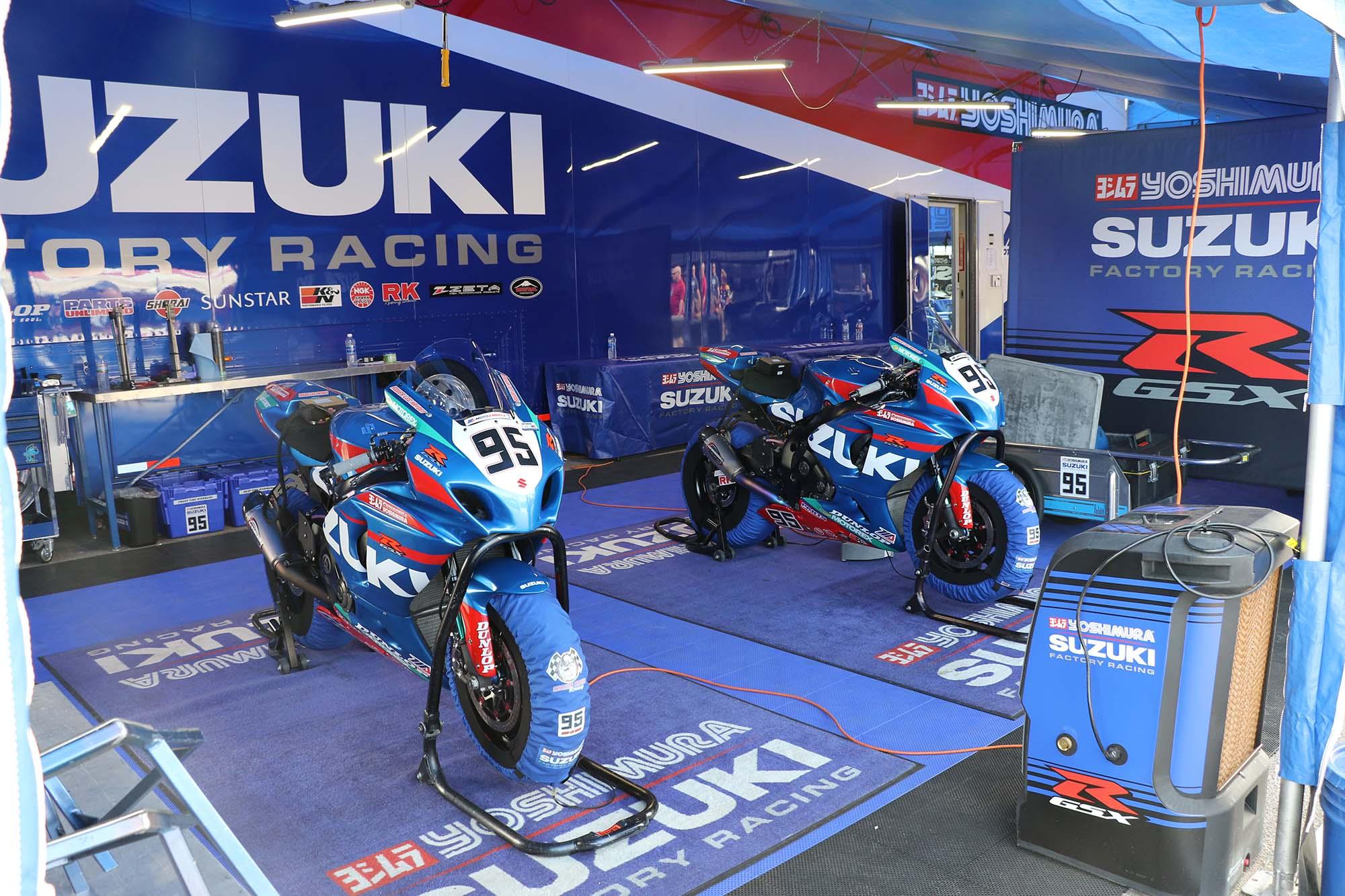 At MotoGP's Grand Prix of the Americas in Austin, Texas - Asphalt & Rubber