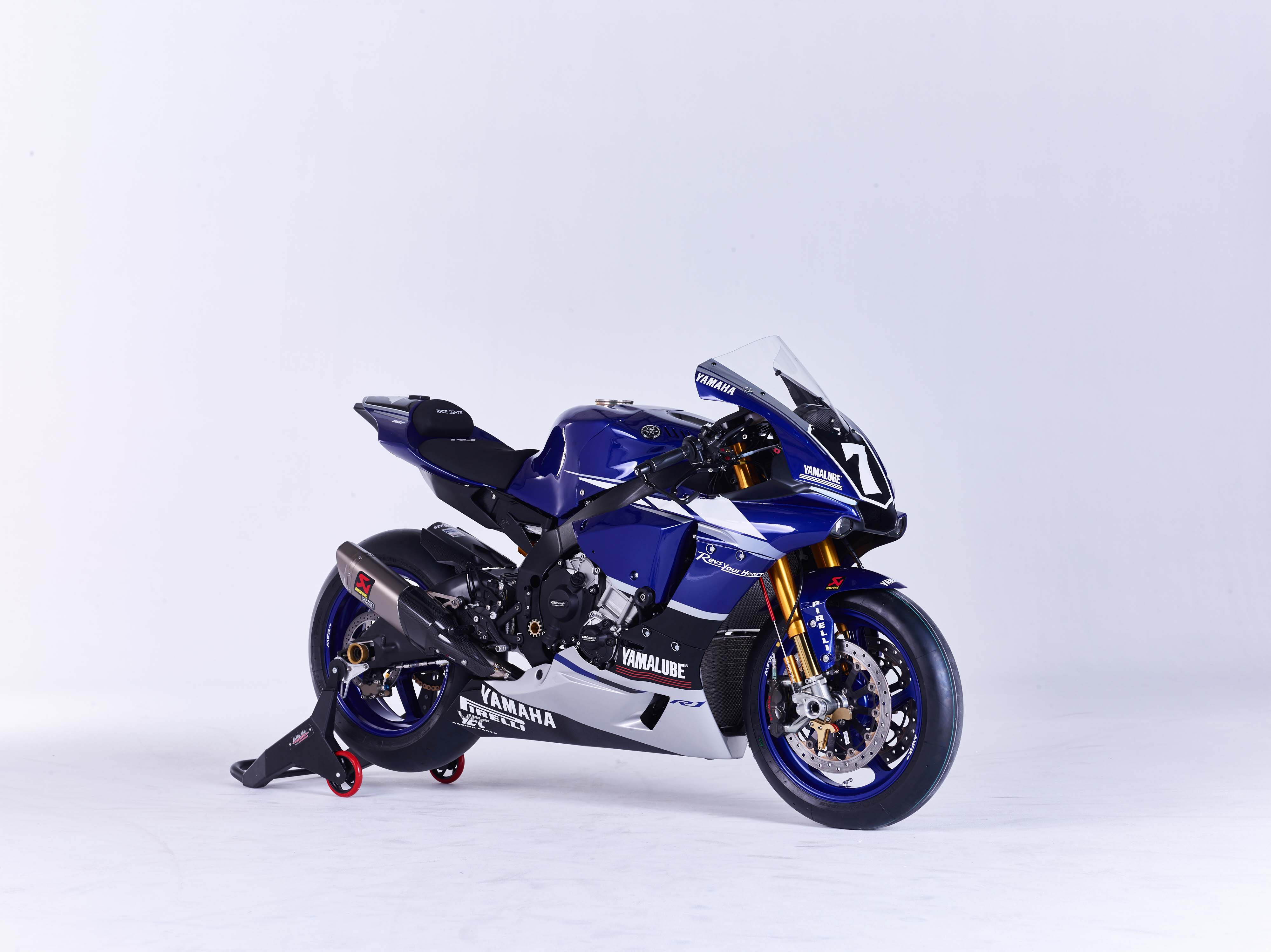The Differences Between Two Endurance Racing Yamahas