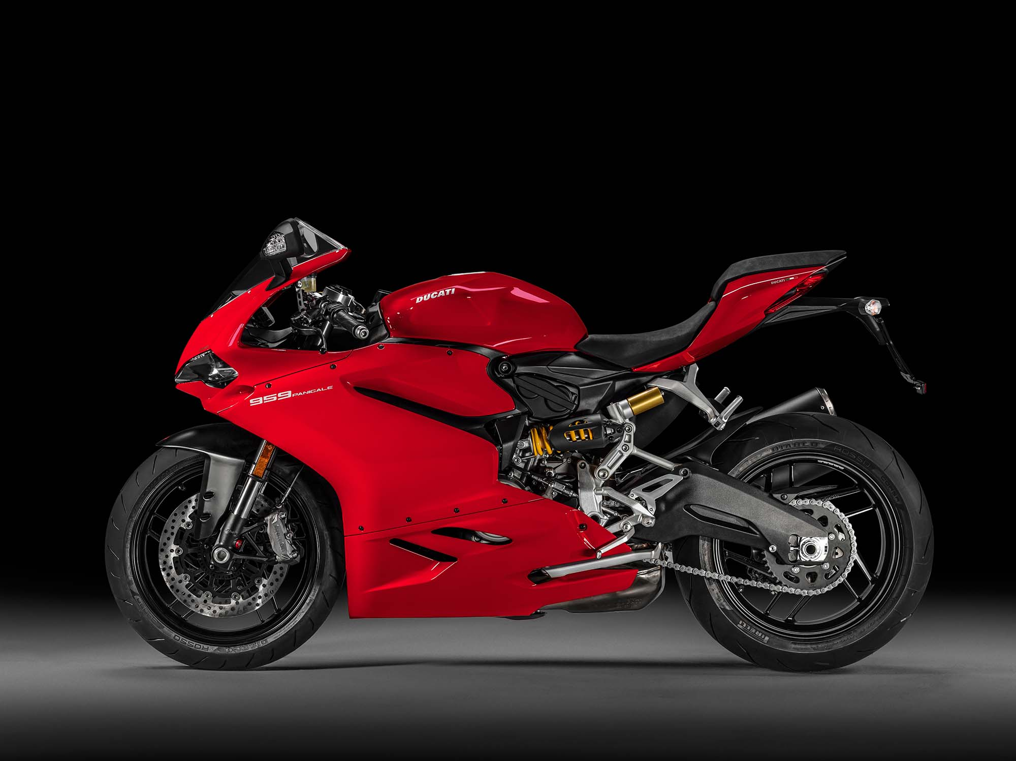 2016 Ducati 959 Panigale Comes with a Shotgun Exhaust*