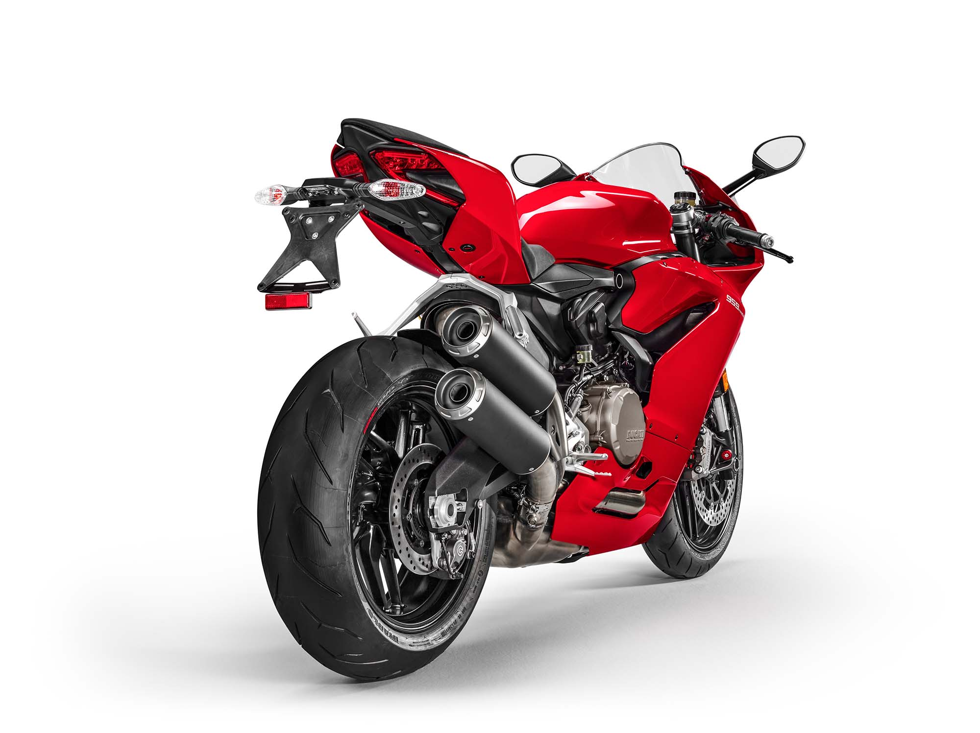 Ducati  Panigale R Exhaust