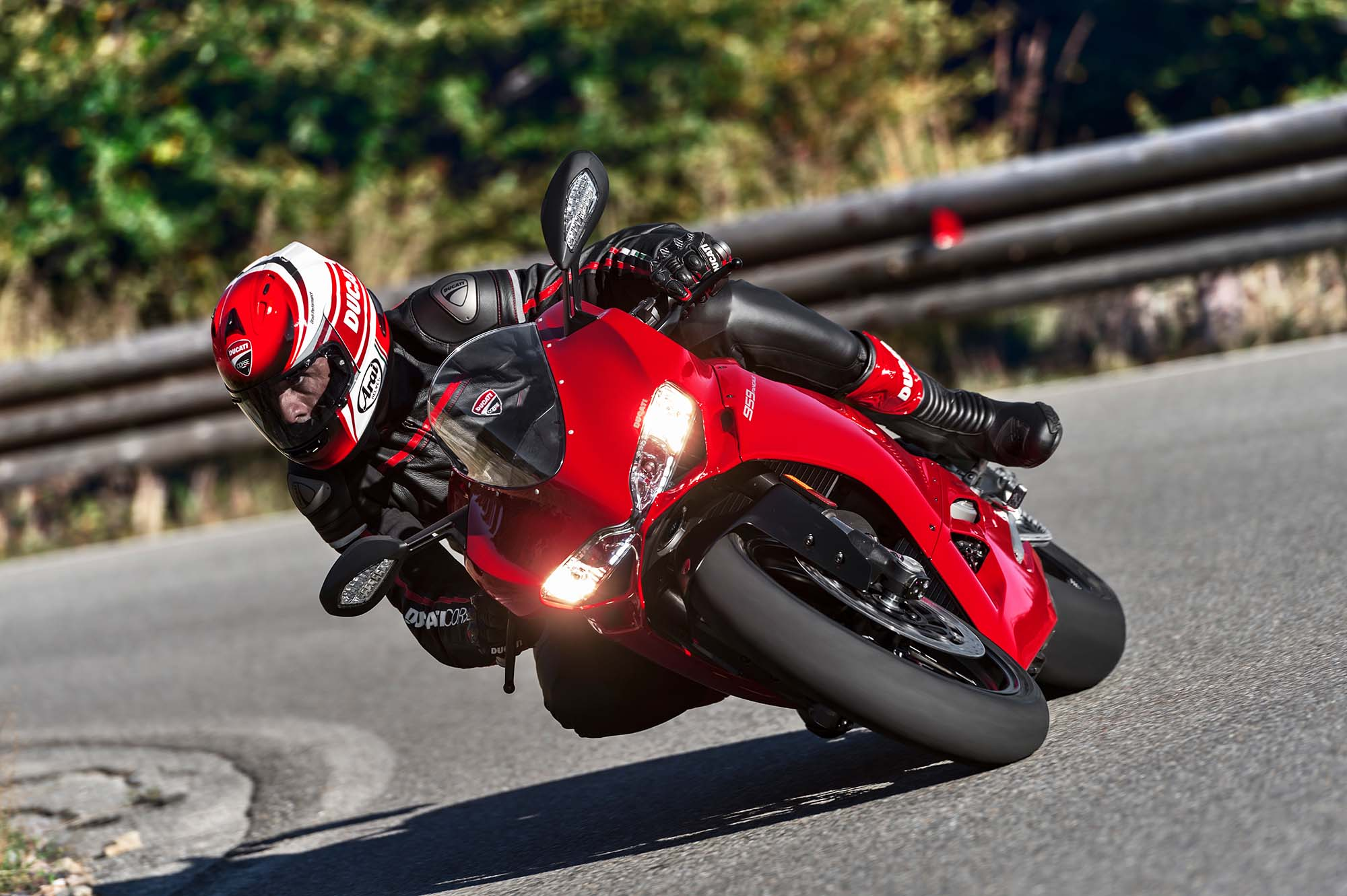 2016 Ducati 959 Panigale Comes With A Shotgun Exhaust