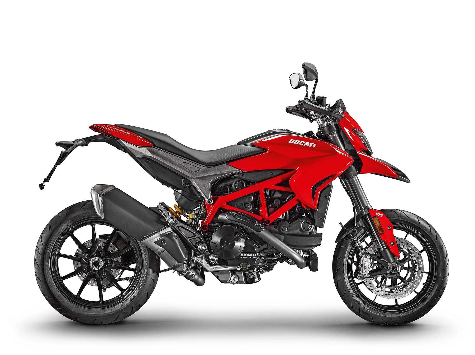 Ducati Hypermotard 939 Mega Gallery - Asphalt & Rubber
