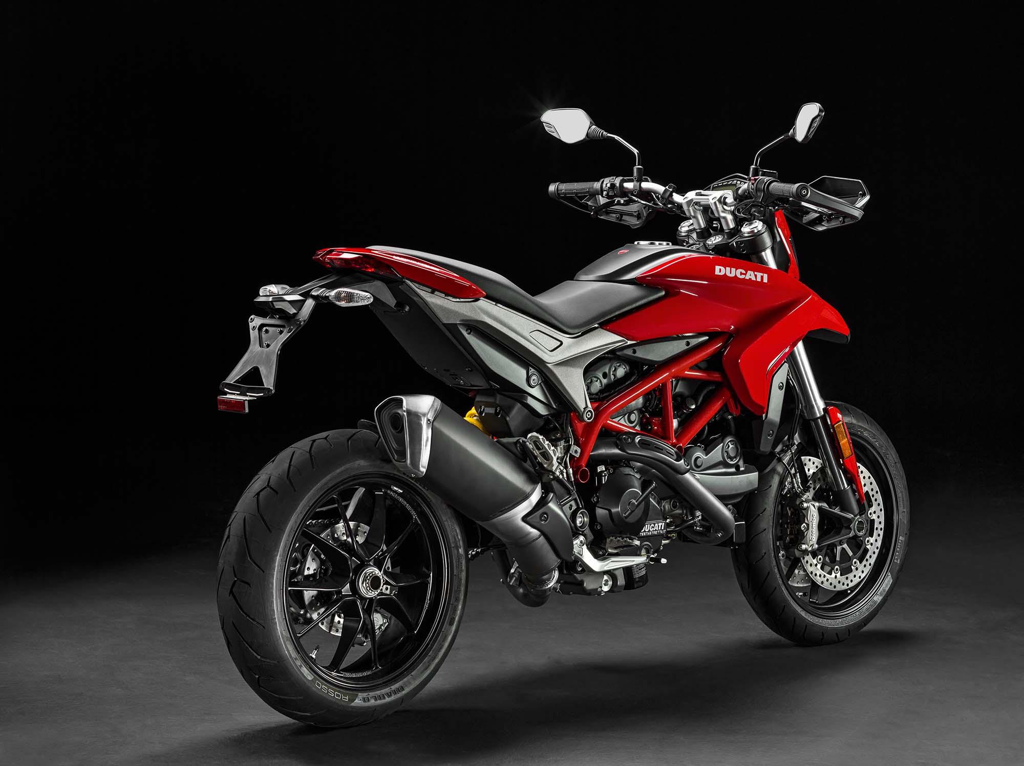 2016 Ducati Hypermotard 939 Family