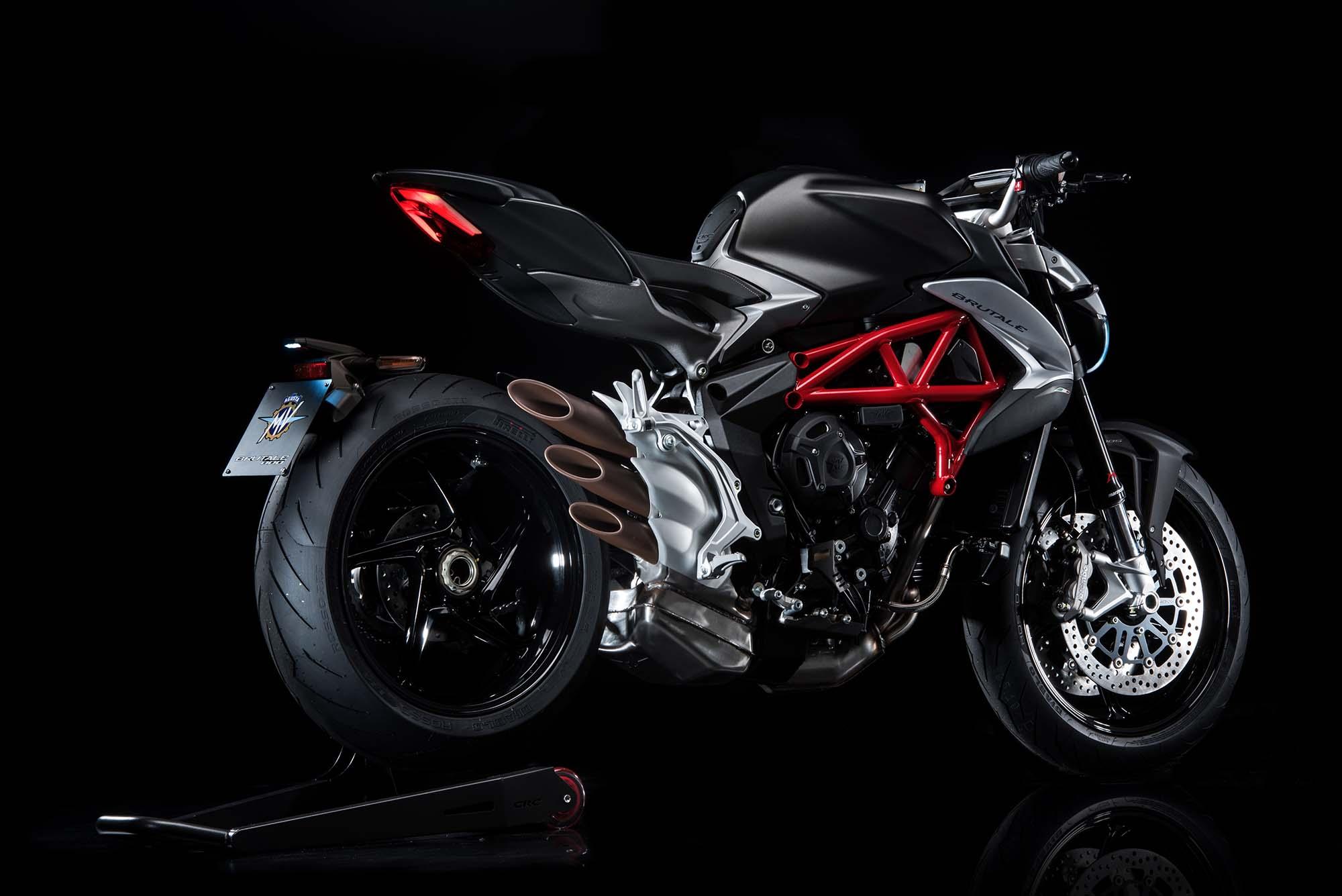 Wallpaper Mv Agusta Brutale 800 2017 Automotive Bikes: 2016 MV Agusta Brutale 800