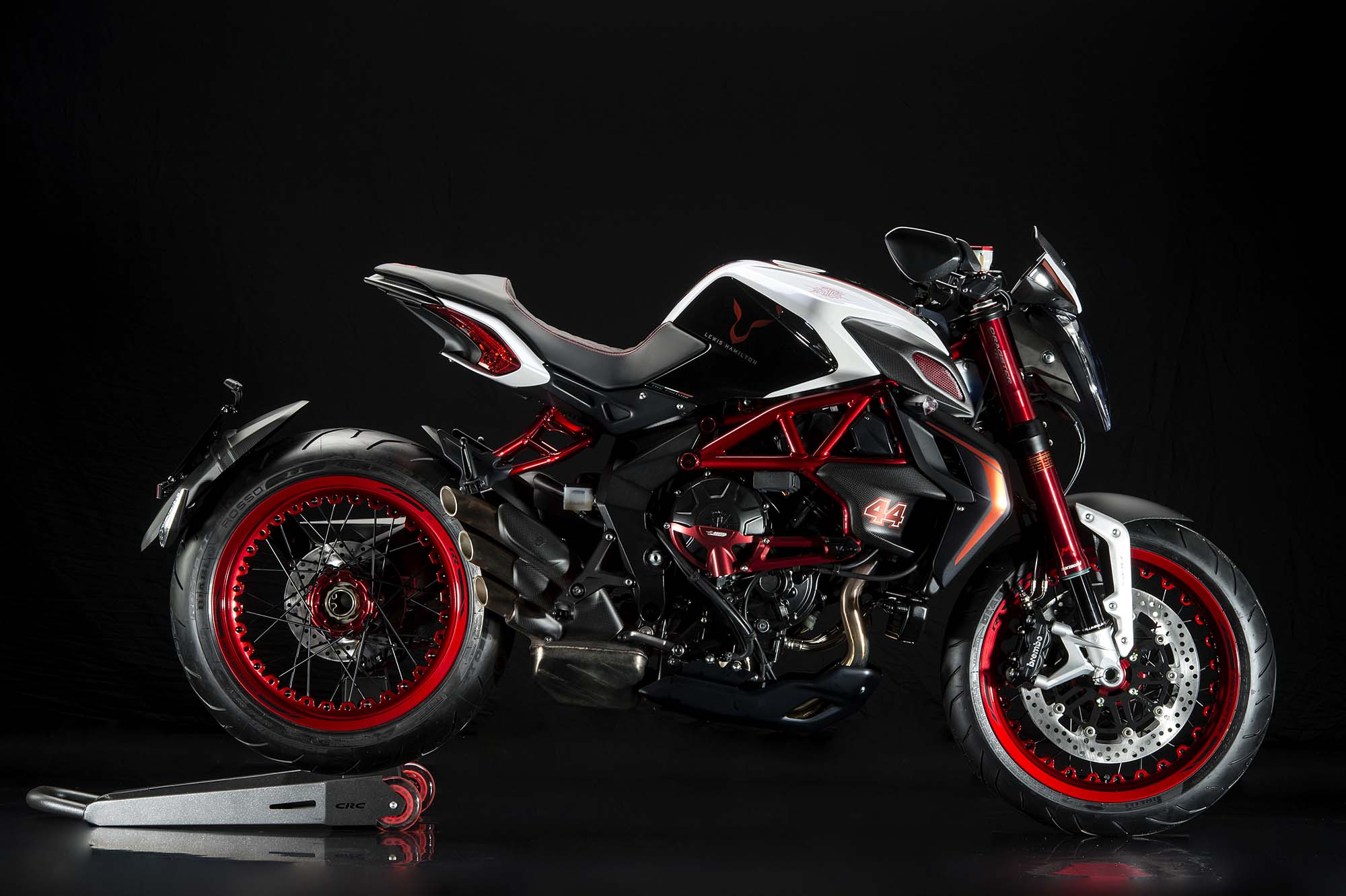 Cheap Brake Jobs >> 2016 MV Agusta Dragster RR Lewis Hamilton