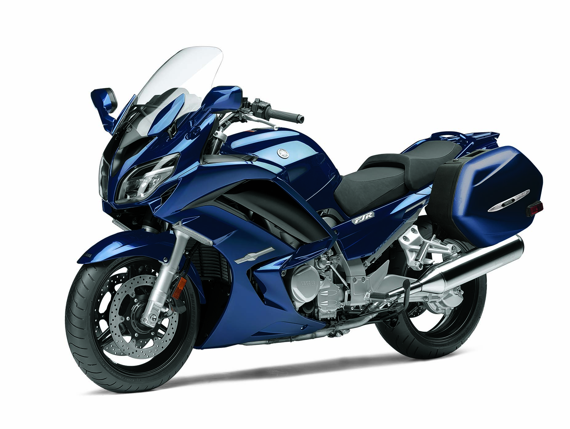 2016 yamaha fjr1300 comes with improvements for Yamaha sport motorcycles