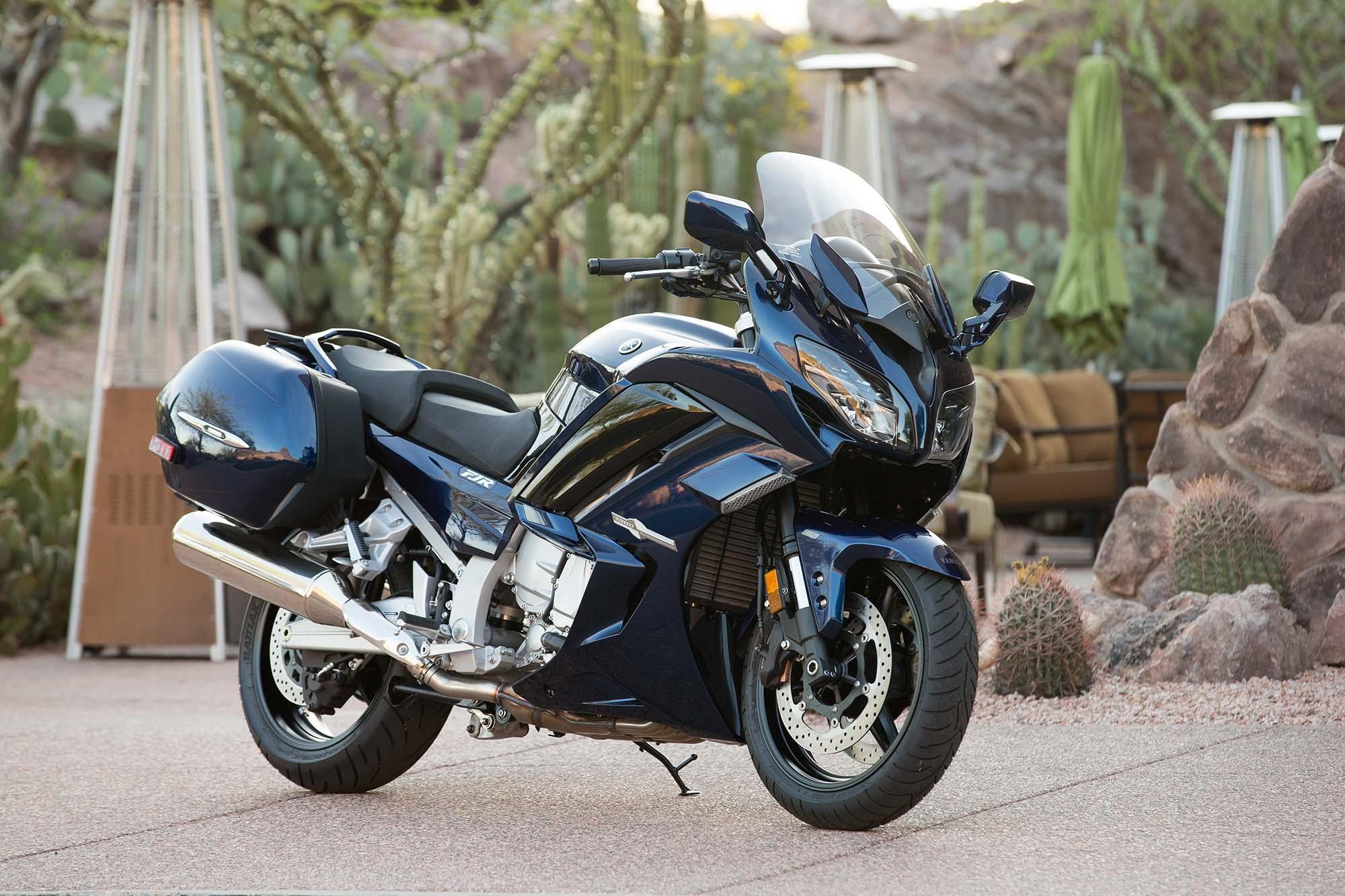 Gone Riding 2016 Yamaha Fjr1300