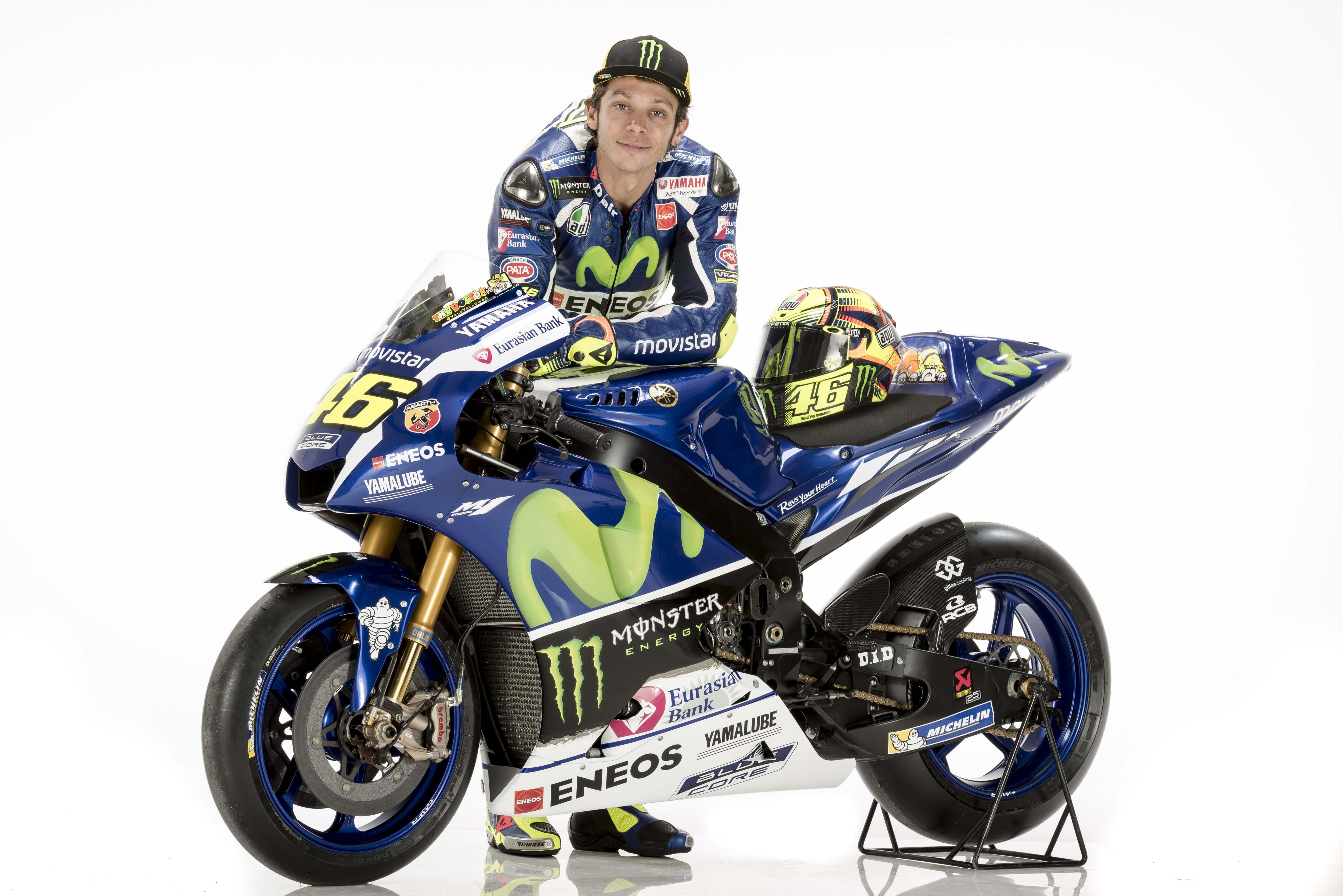 Gallery Foto Tim Movistar Yamaha YZR-M1 2016 | racemotogp.com