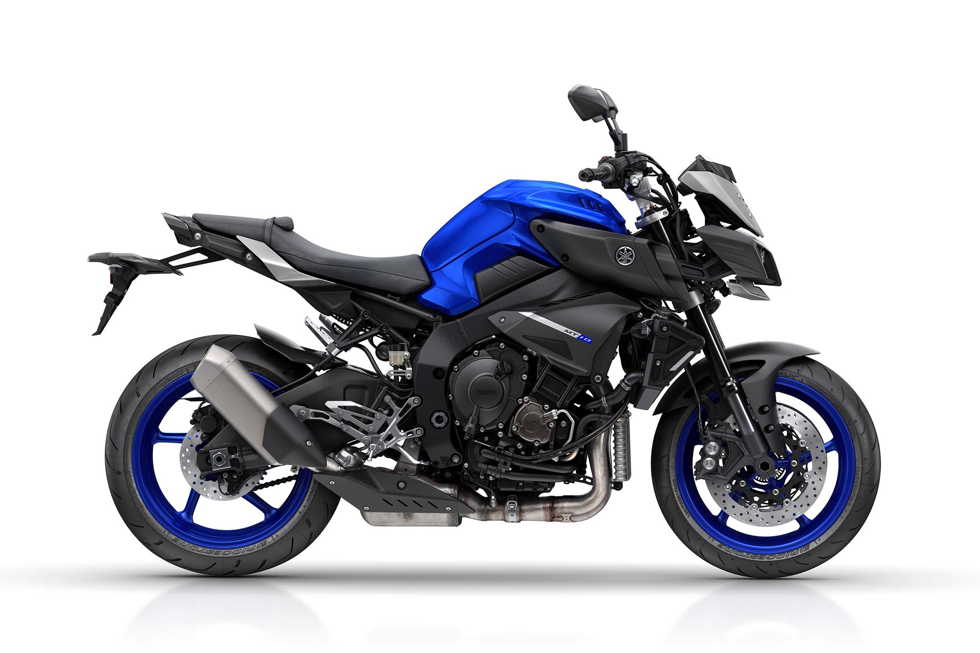 The Yamaha Mt 10 Is Not Your Grandpa S Fz 1