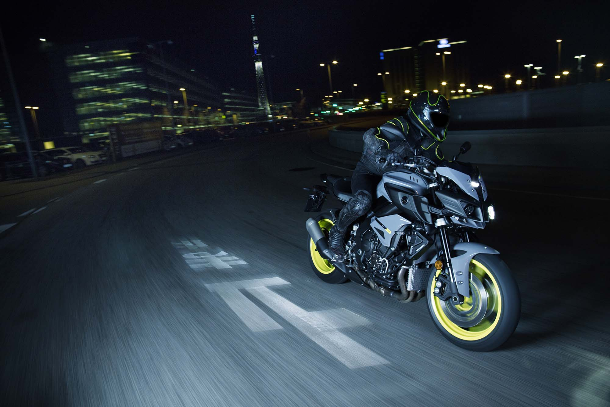 The Yamaha MT10 Is Not Your Grandpa's FZ1