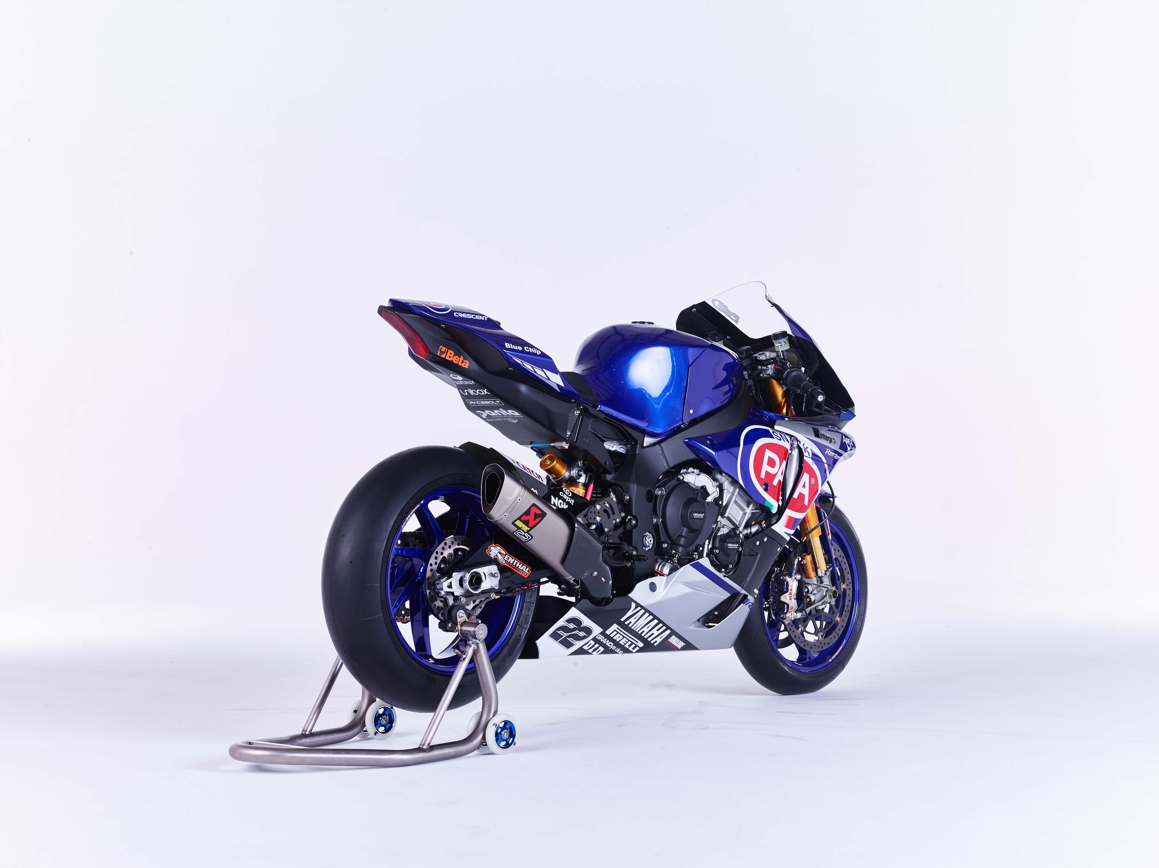 The 2016 yamaha yzf r1 is ready for wsbk duty for Yamaha r1 2016 price