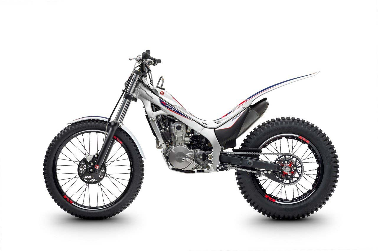 """2017 Montesa Cota 4RT260 Gets """"BNG"""" - Still Awesome"""
