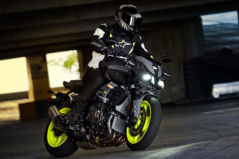 Wallpaper Yamaha Fz 10 Sportbikes 2017 Bikes Yamaha Hd: Enjoy This Yamaha FZ-10 Mega Gallery