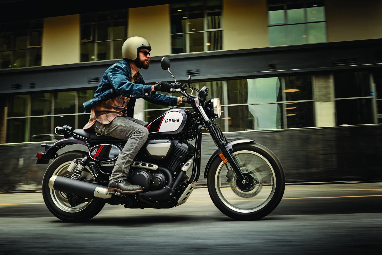 Gone Riding Yamaha Scr950