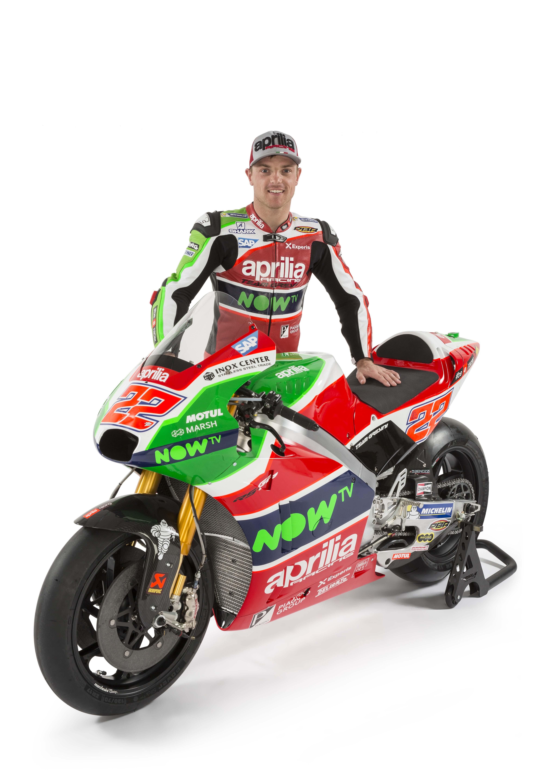 The 2017 Aprilia RS-GP MotoGP Race Bike Debuts - Asphalt & Rubber