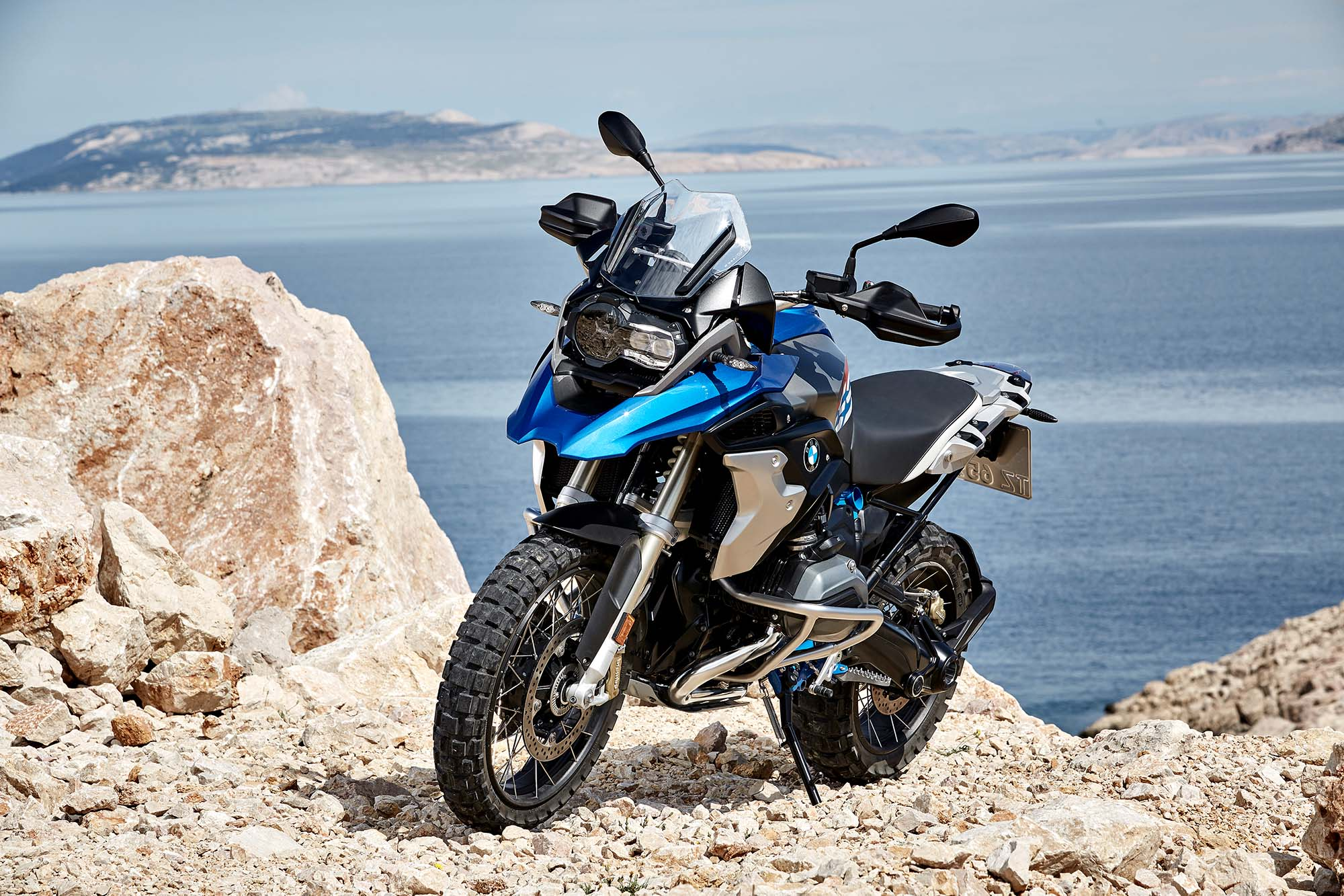 2017 BMW R1200GS Gets Upgrades, And a Little Rallye