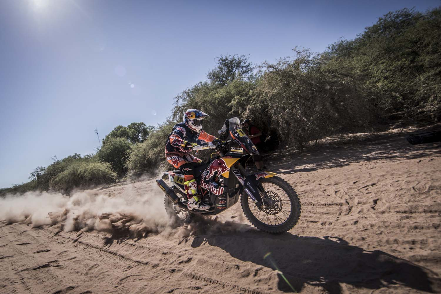 2017 Dakar Rally – Stage 2 Results