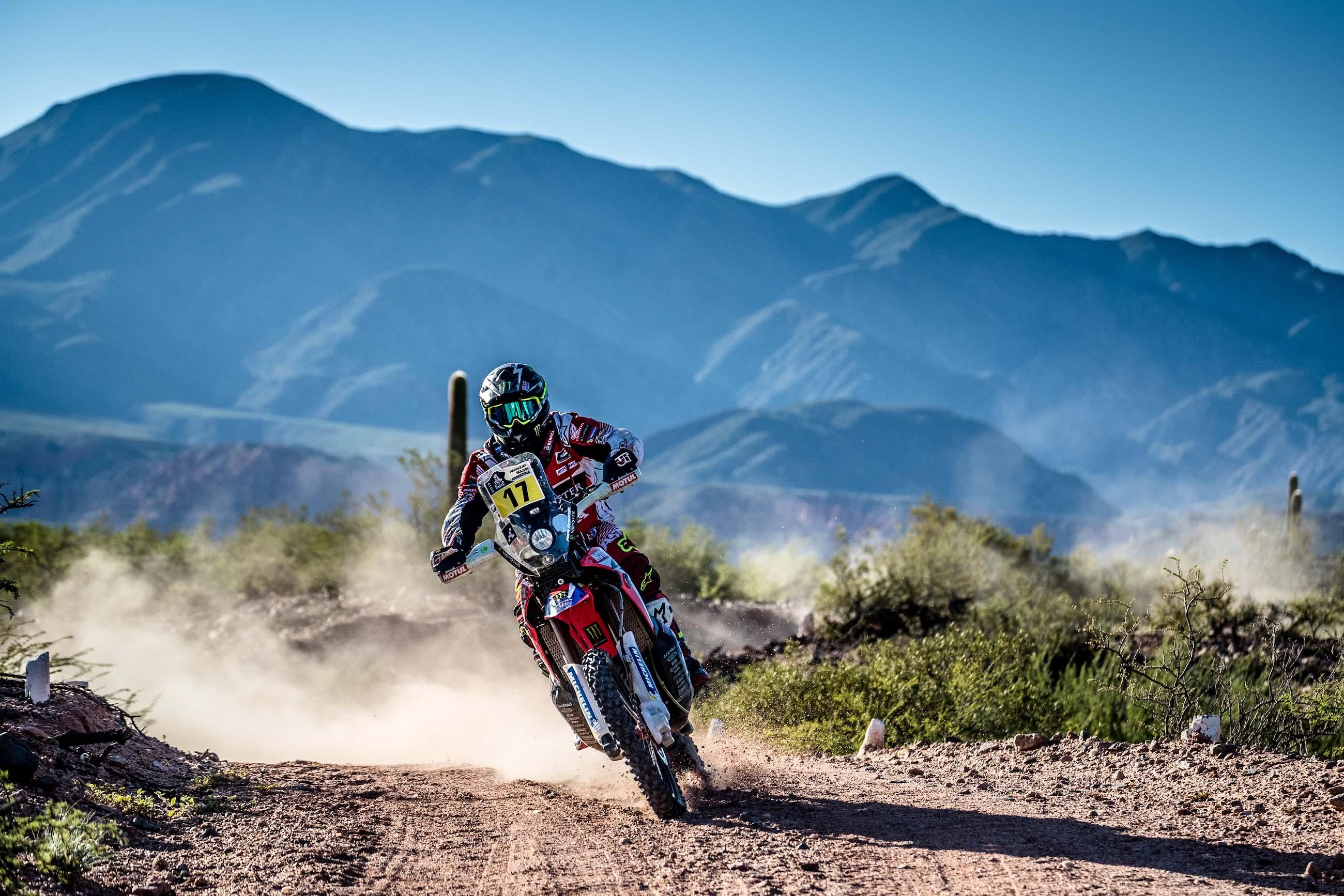 2017 Dakar Rally – Stage 3 Results