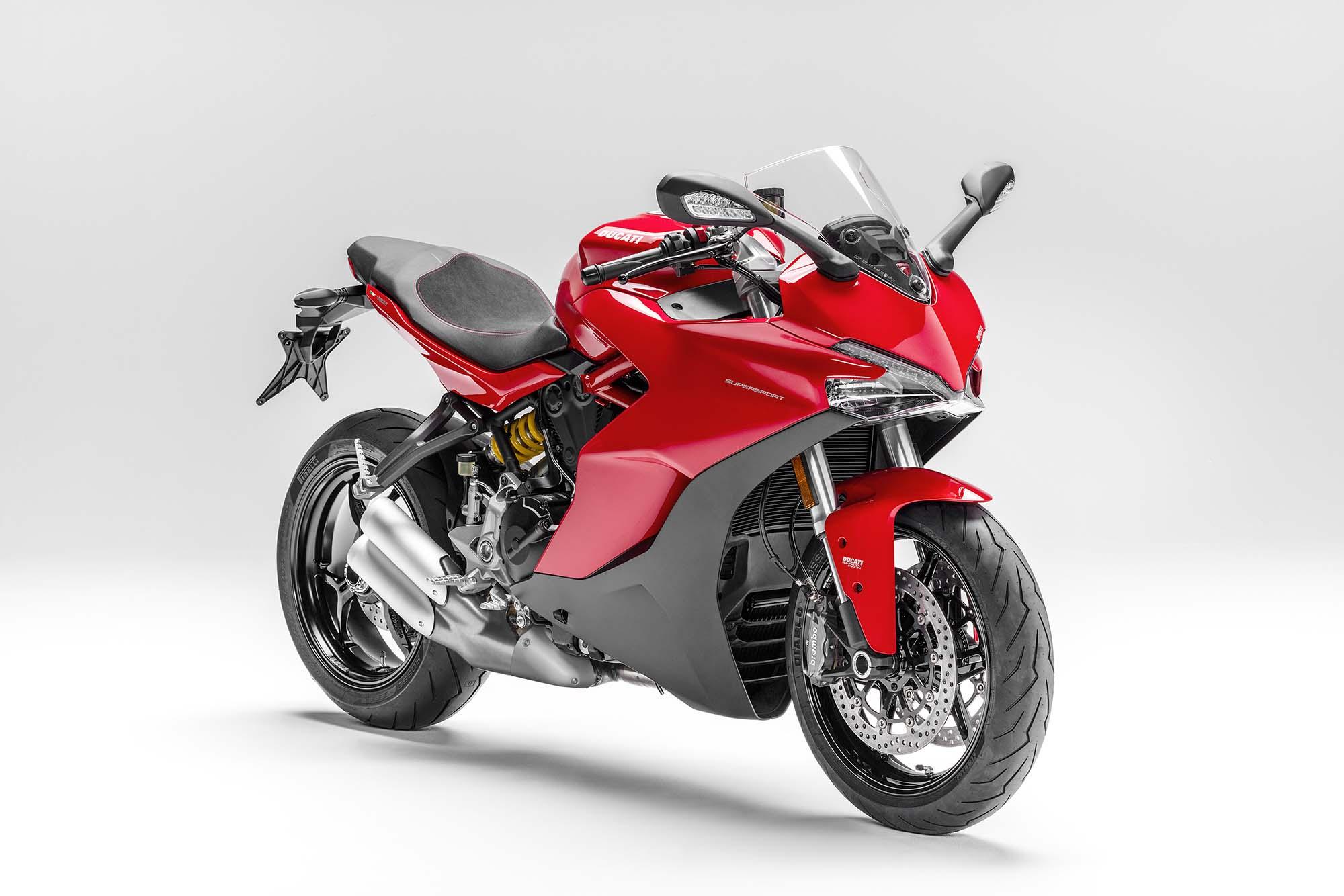 Honda V4 2019 >> 2017 Ducati SuperSport - The Sport Bike Returns - Asphalt & Rubber