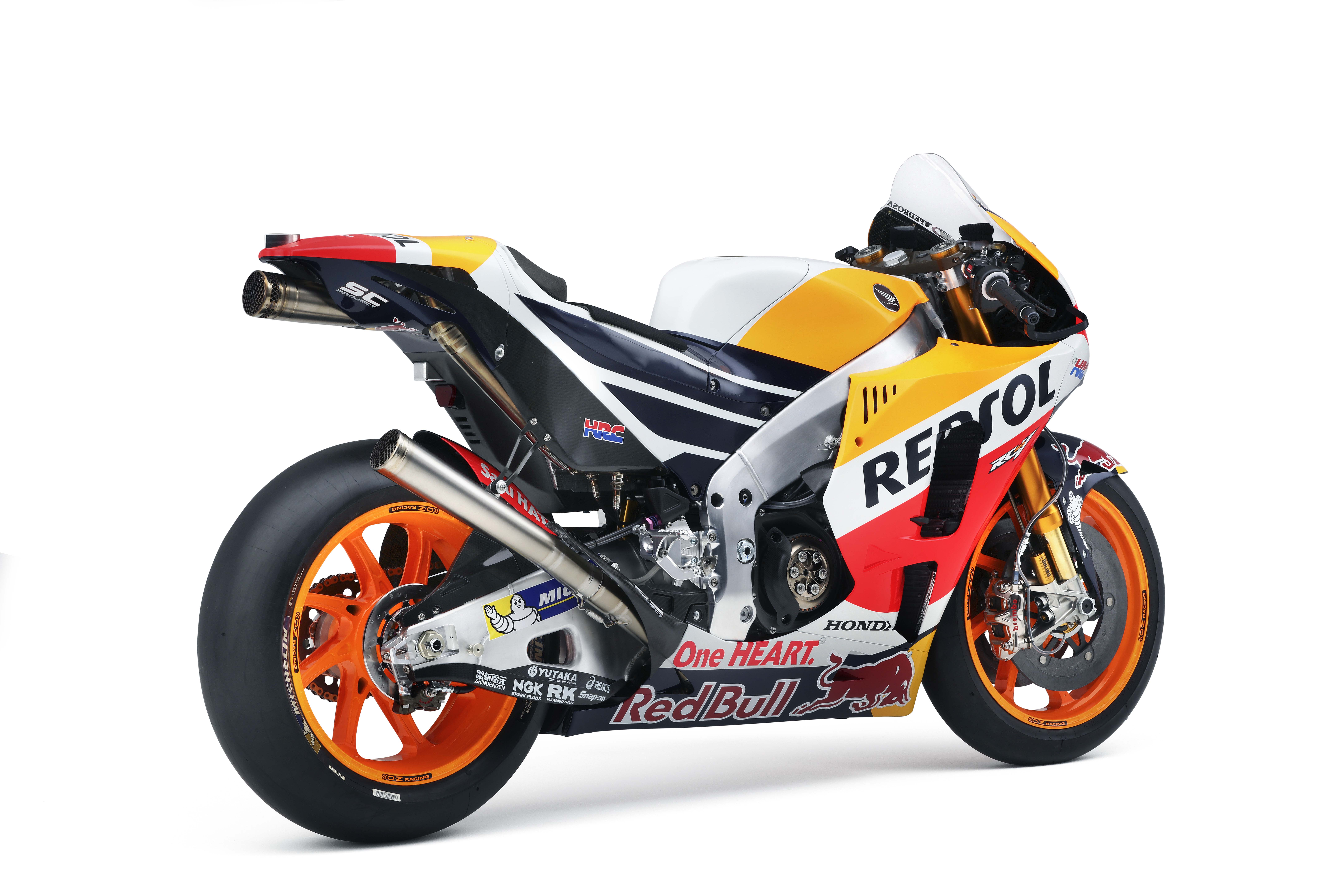 Check Out the 2017 Honda RC213V - Asphalt & Rubber