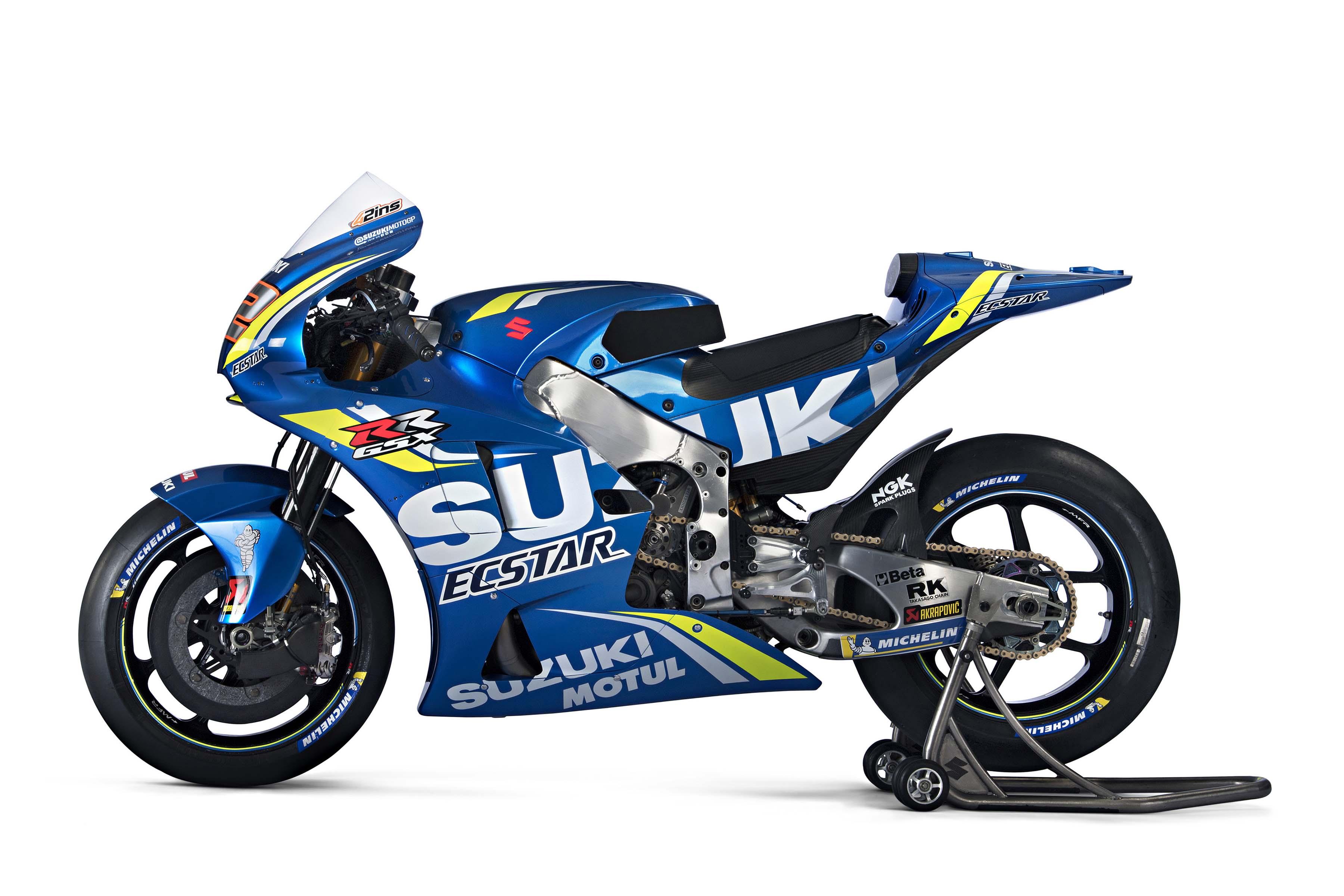 Suzuki Ecstar