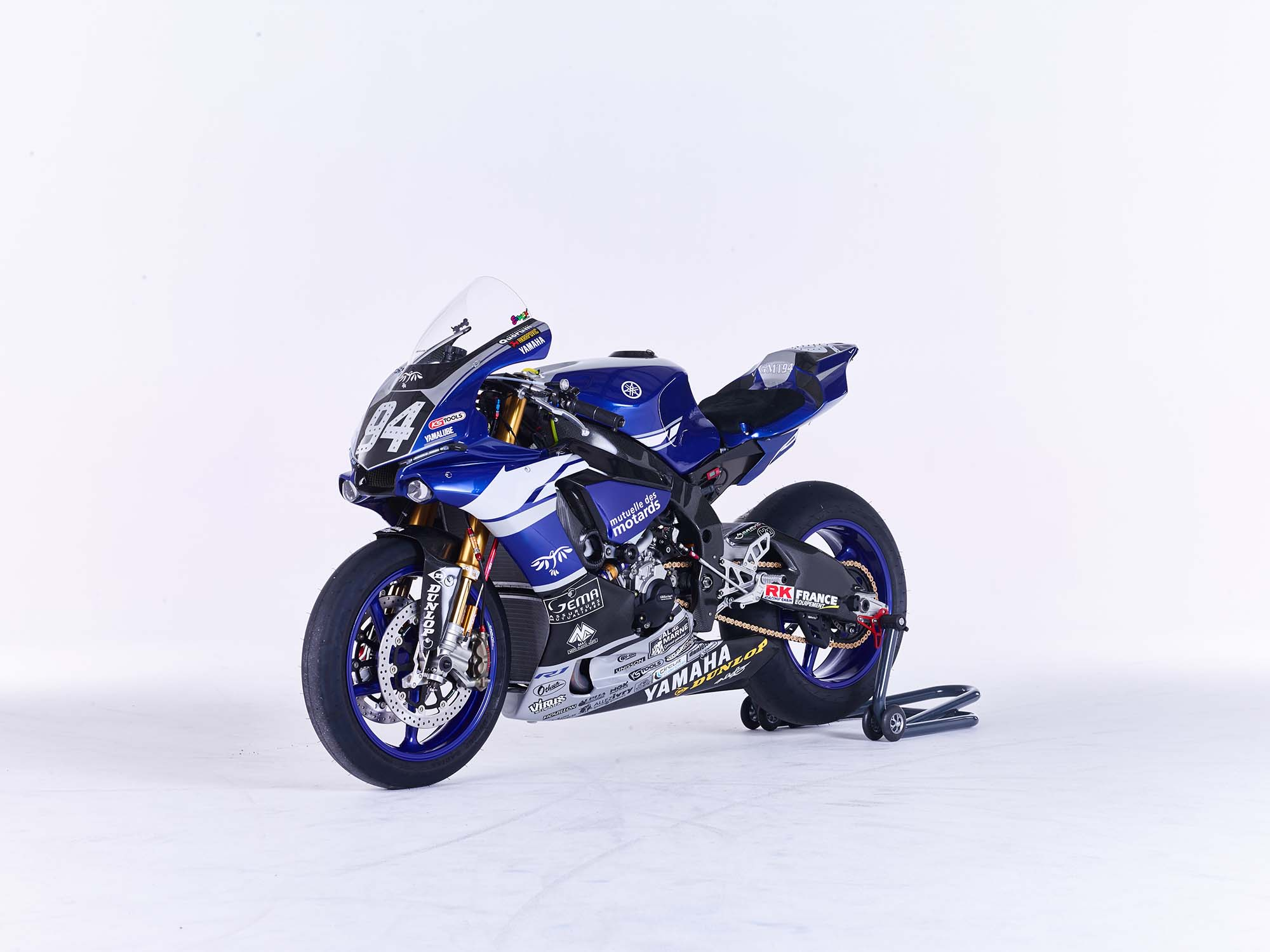 Tasty bits courtesy of the gmt94 yamaha ewc team for Yamaha racing team