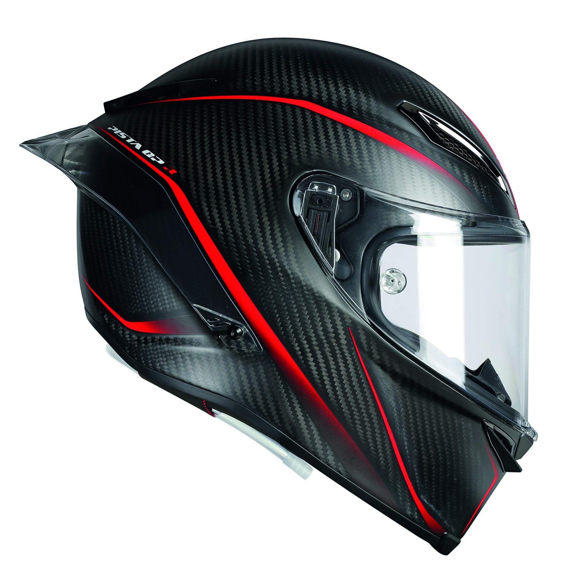 agv pista gp r helmet debuts with hydration channel. Black Bedroom Furniture Sets. Home Design Ideas