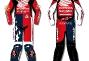 American Honda Moriwaki MD600 Moto2 Leathers