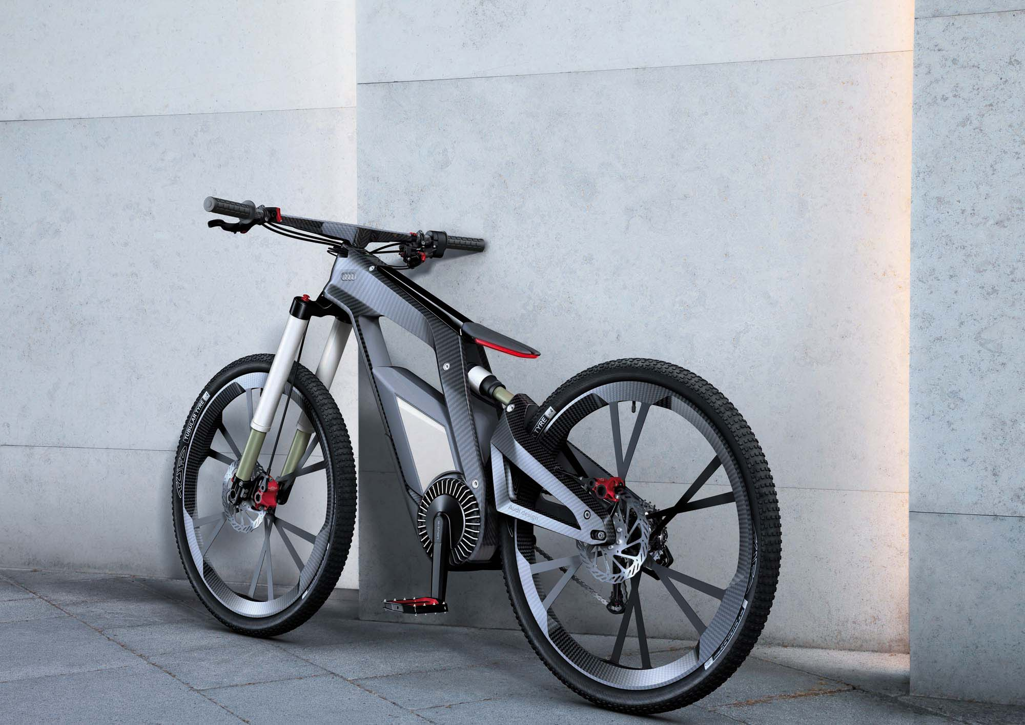 bike an bicycle worthersee e audi bikes asphalt than more electric w rthersee