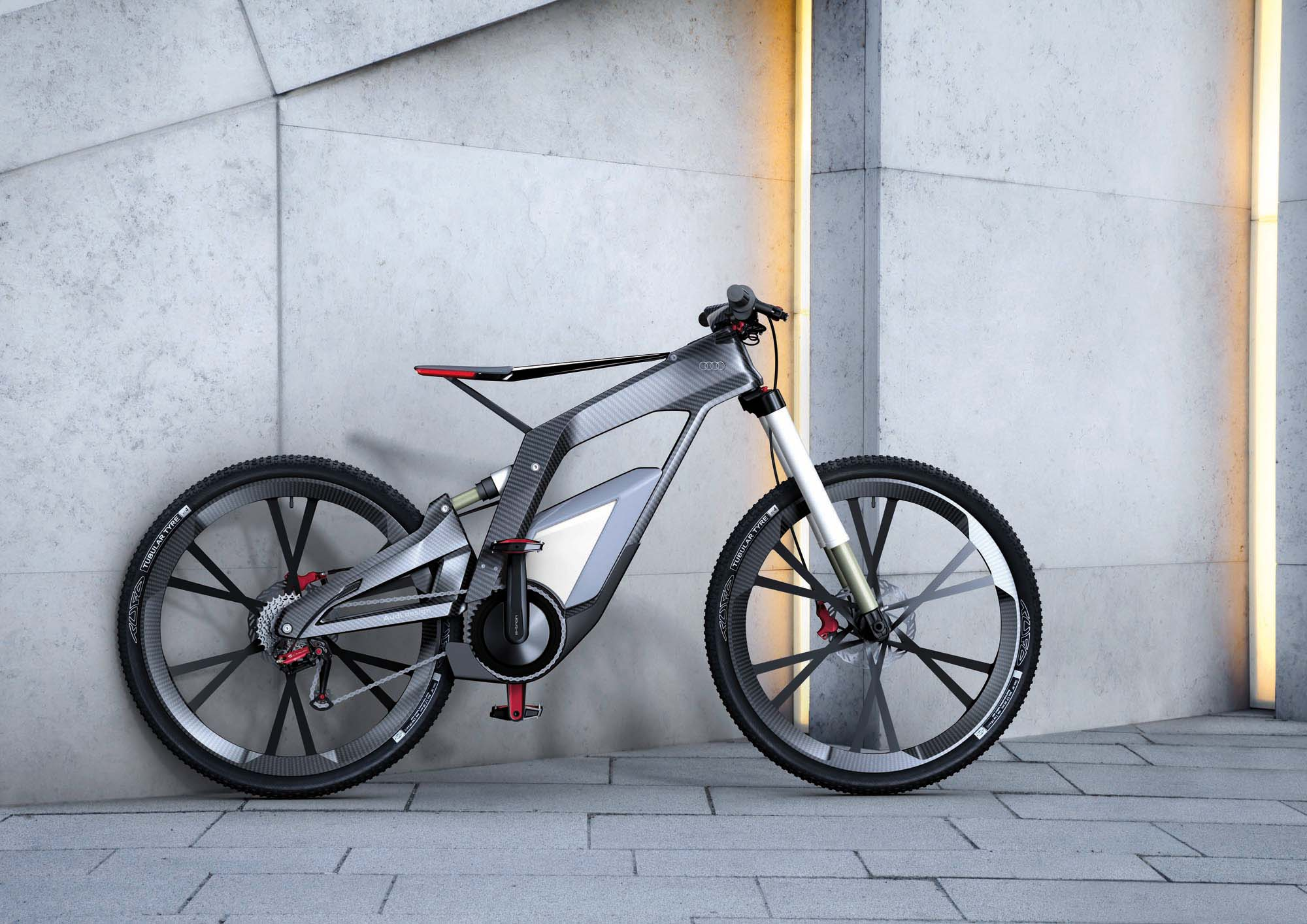 audi e bike electric - photo #11