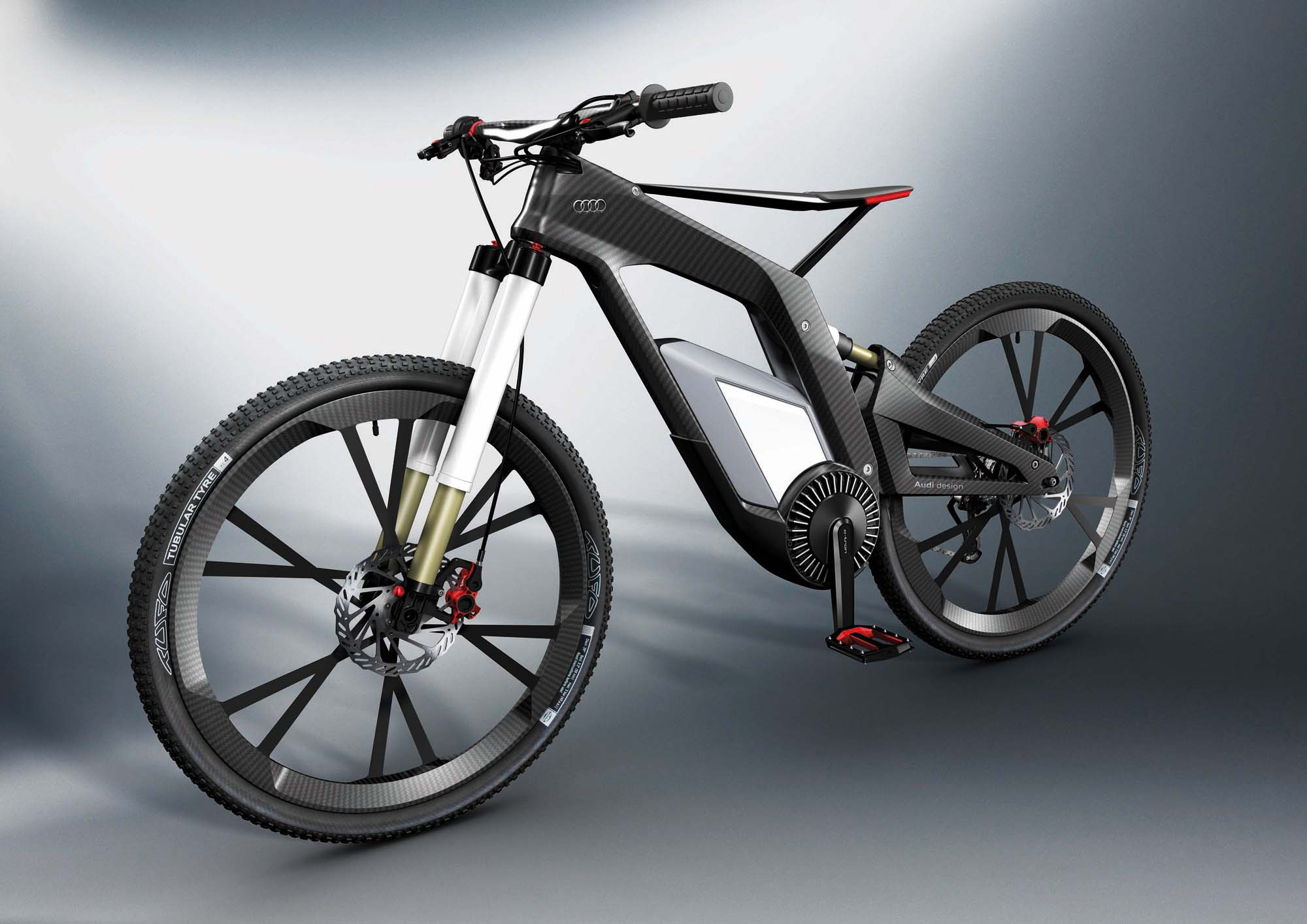 Audi E Bike Worthersee More Than An Electric Bicycle Asphalt