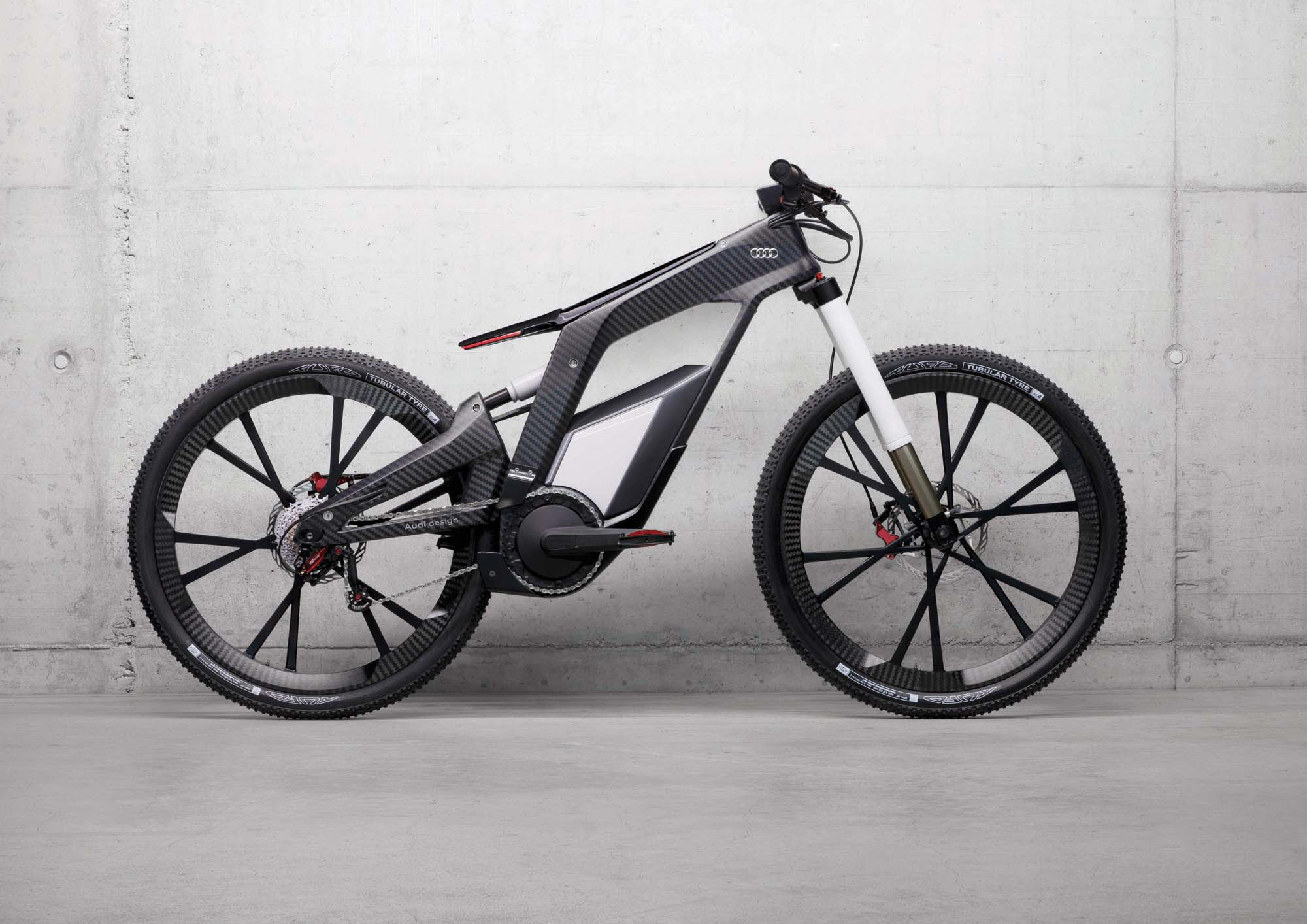 audi e bike w rthersee more than an electric bicycle. Black Bedroom Furniture Sets. Home Design Ideas
