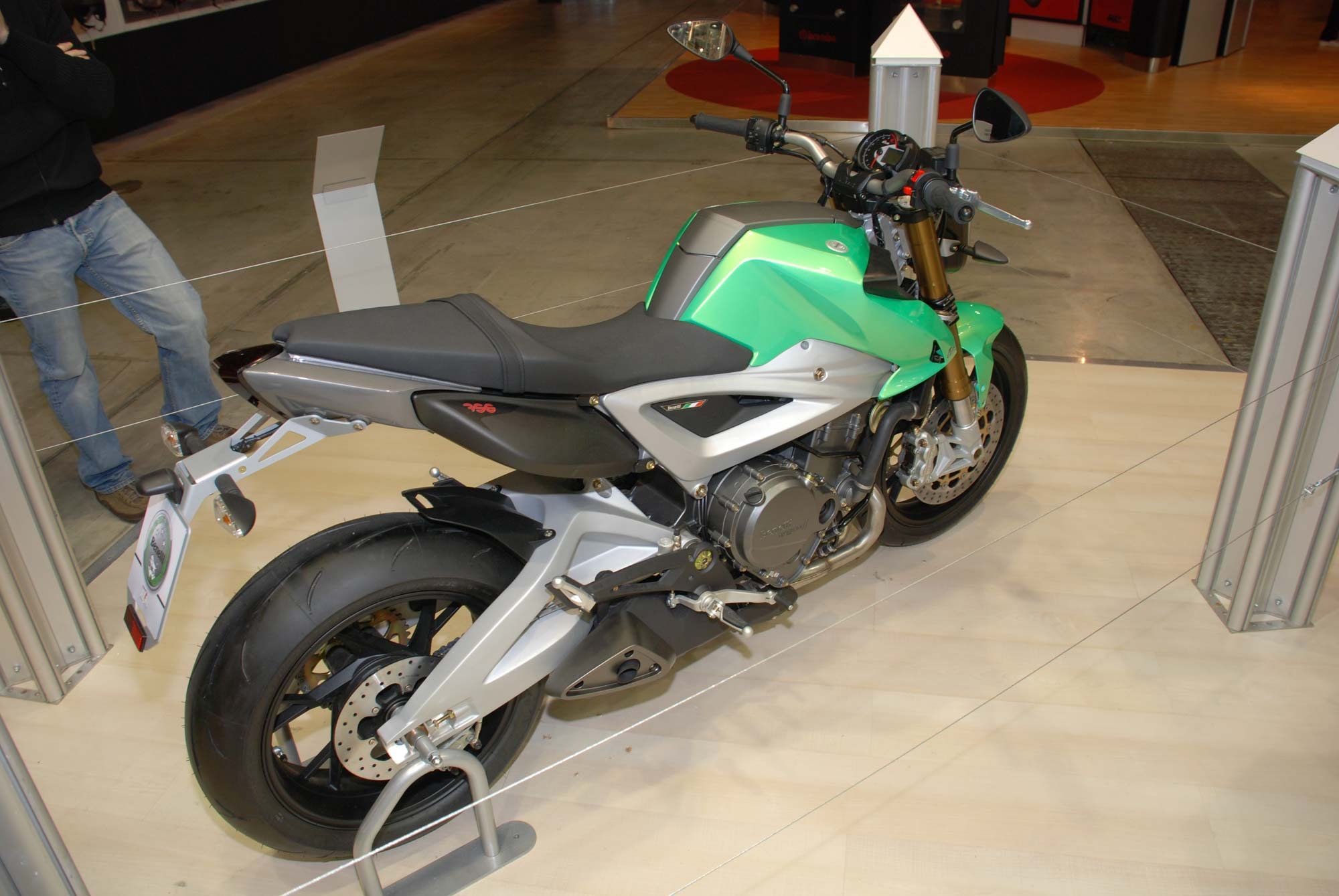 Benelli Due 756 Finally Goes Live In China