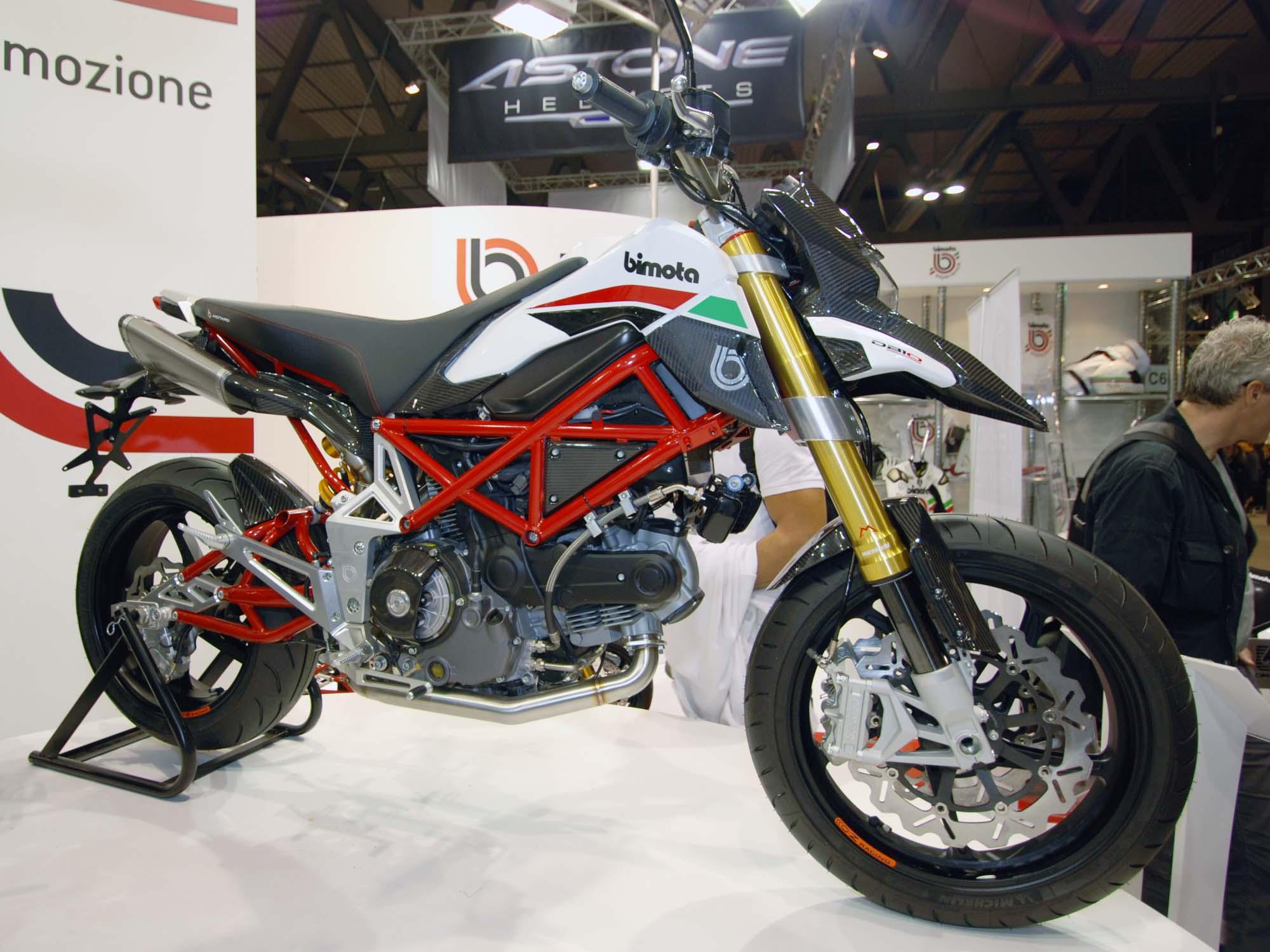 2012 Bimota Moto 2 HB 4