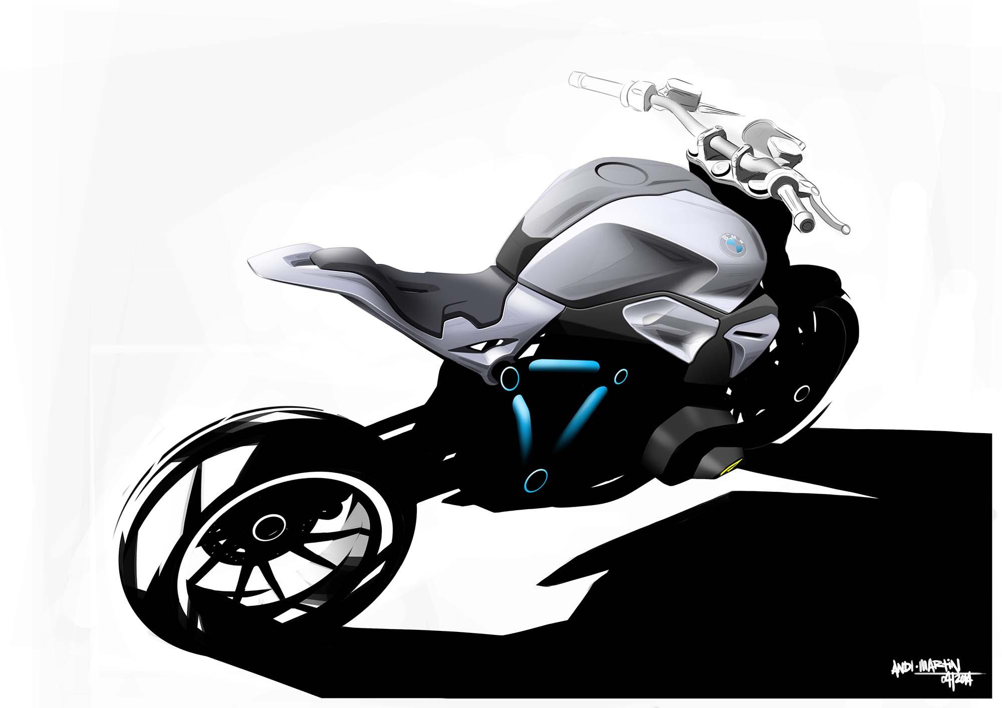 bmw concept roadster nom de dieu asphalt rubber. Black Bedroom Furniture Sets. Home Design Ideas