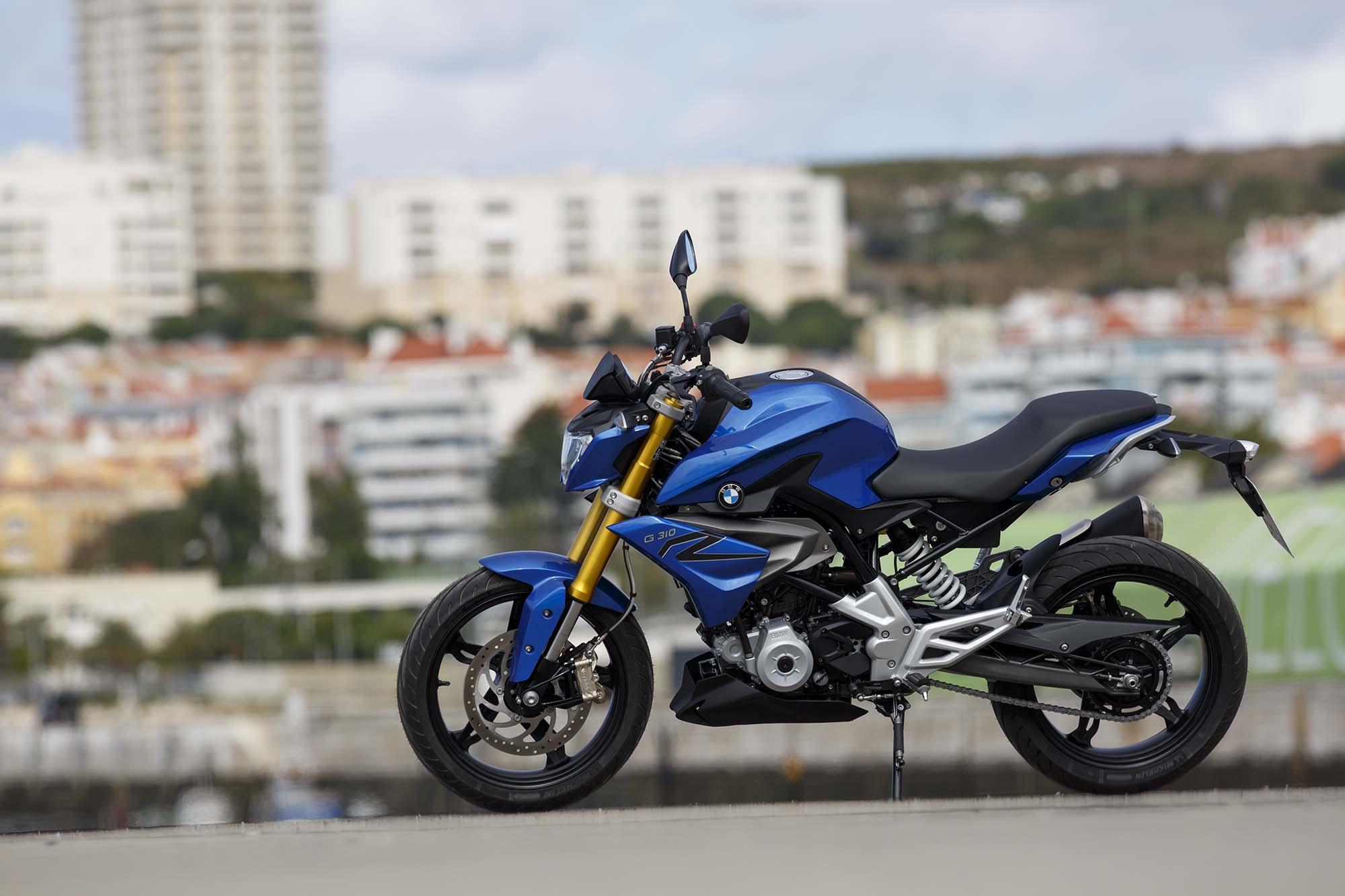 BMW G 310 R 2017 - купить мотоцикл БМВ G 310 R 2017 в ...