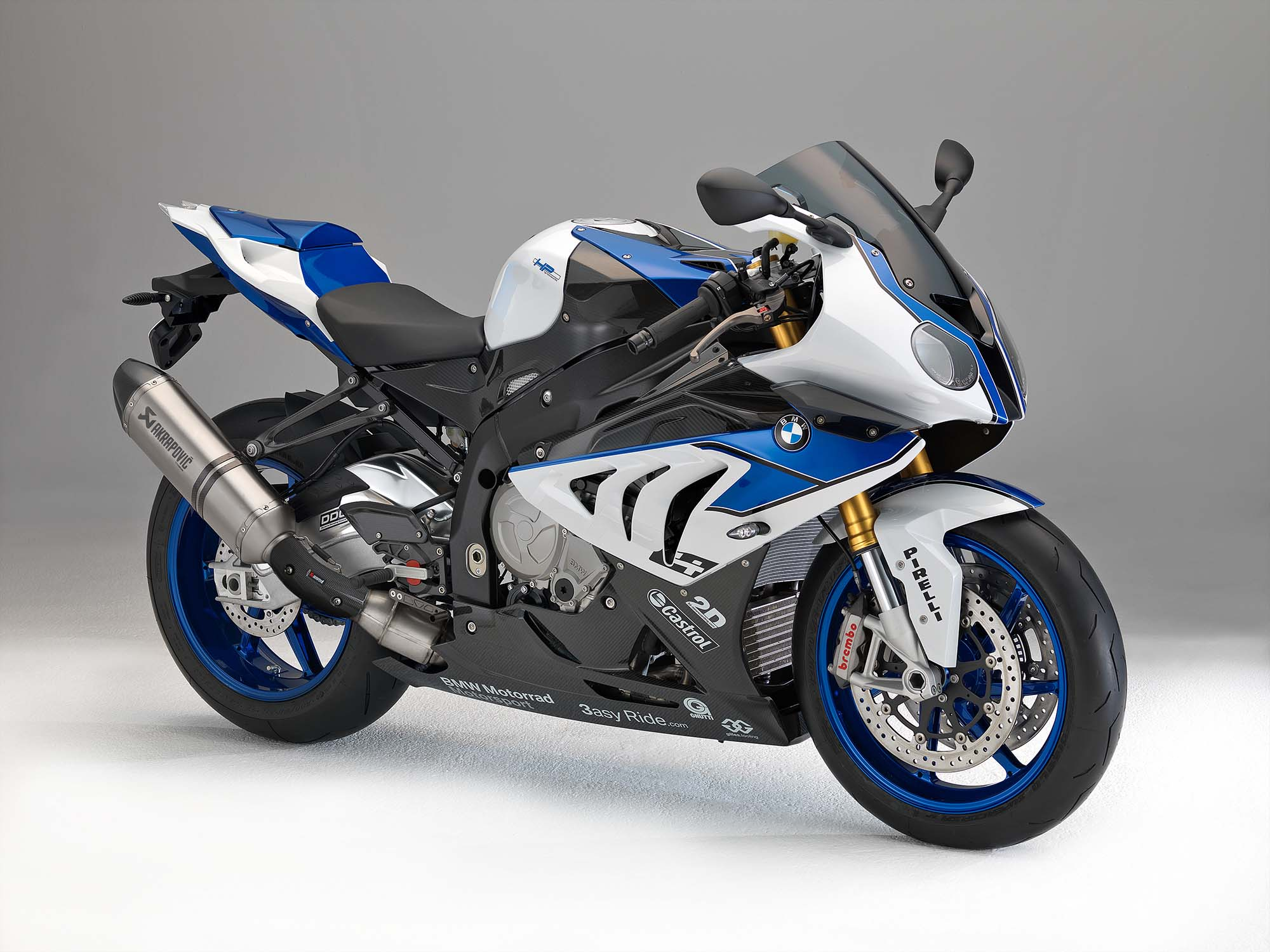 BMW HP4 Mega Gallery + Video  Asphalt & Rubber
