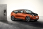 Brain Teaser: The BMW i3 Electric Car Will Have an Optional Gas Powered Motorcycle Engine in It thumbs bmw i3 concept 04