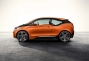 Brain Teaser: The BMW i3 Electric Car Will Have an Optional Gas Powered Motorcycle Engine in It thumbs bmw i3 concept 10
