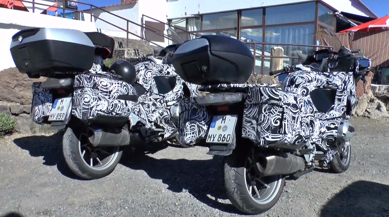 2014 BMW RT 1200 Motorcycle