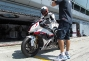 Ride Review: Riding the BMW S1000RR Superstock, Satellite Superbike, and Factory World Superbikes thumbs bmw s1000rr test monza badovini superbike 1
