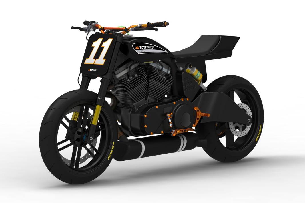 Bottpower Bott Xr 1 If Buell Made A Harley Asphalt