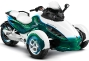 BRP Developing Hybrid Can Am Spyder thumbs brp can am spyder hybrid 1